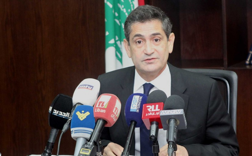 Press Conference for Minister Richard Kouyoumdjian