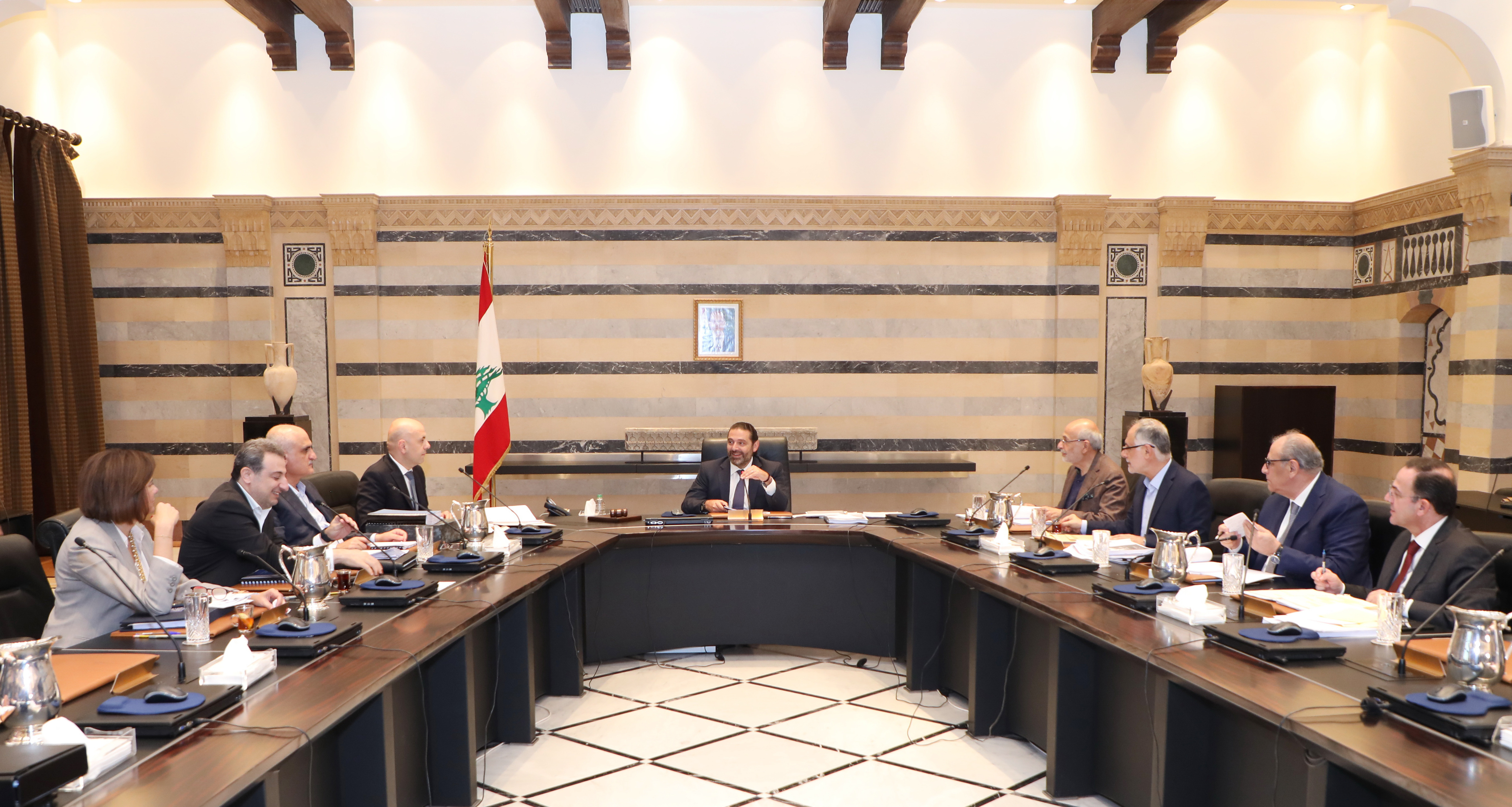 Ministerial Council 5