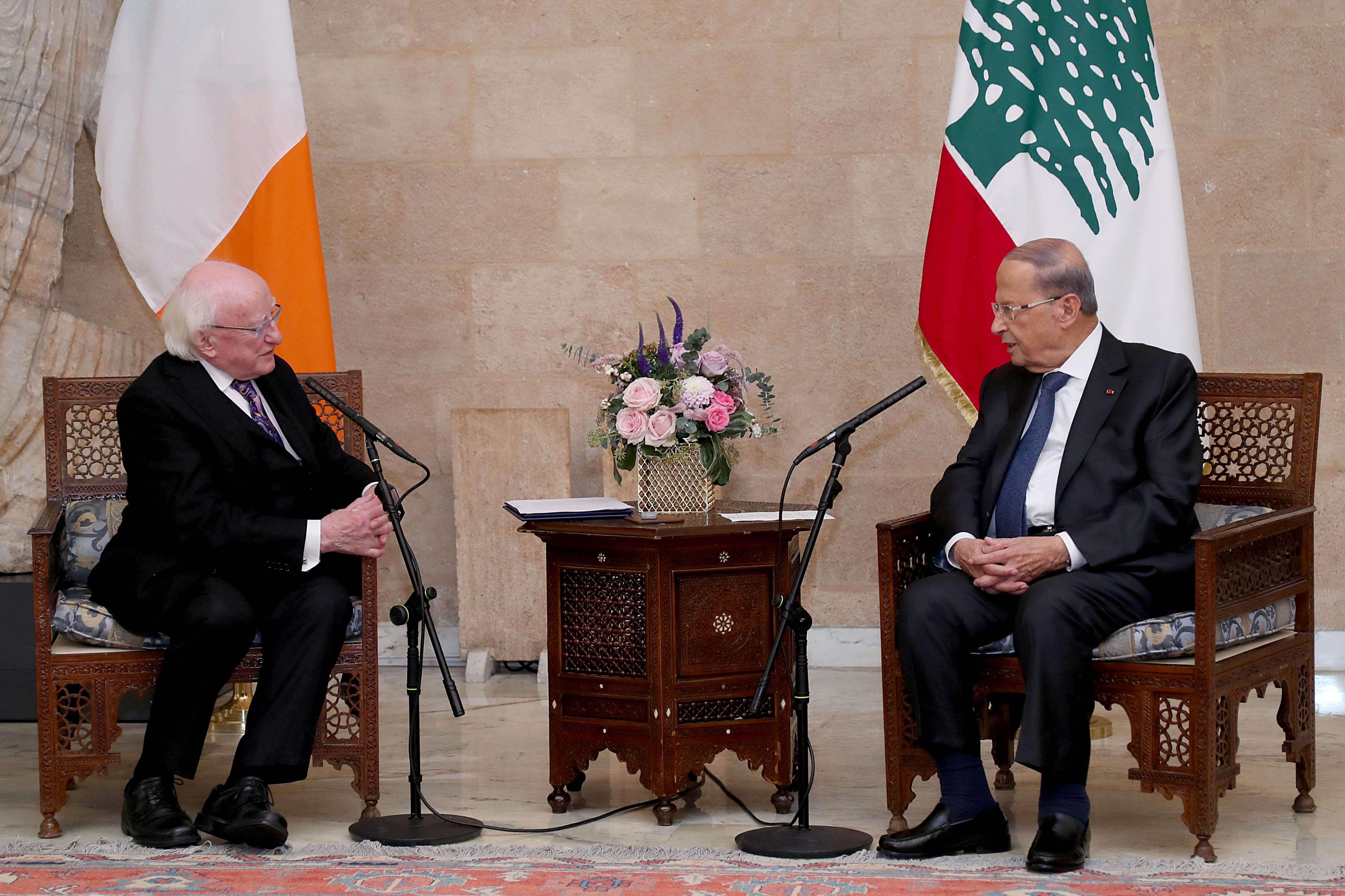 2 - President of Ireland Mr.Michael D. Higgins (3)