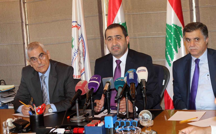 Minister Ghassan Attalah Visits the Displaced Fund