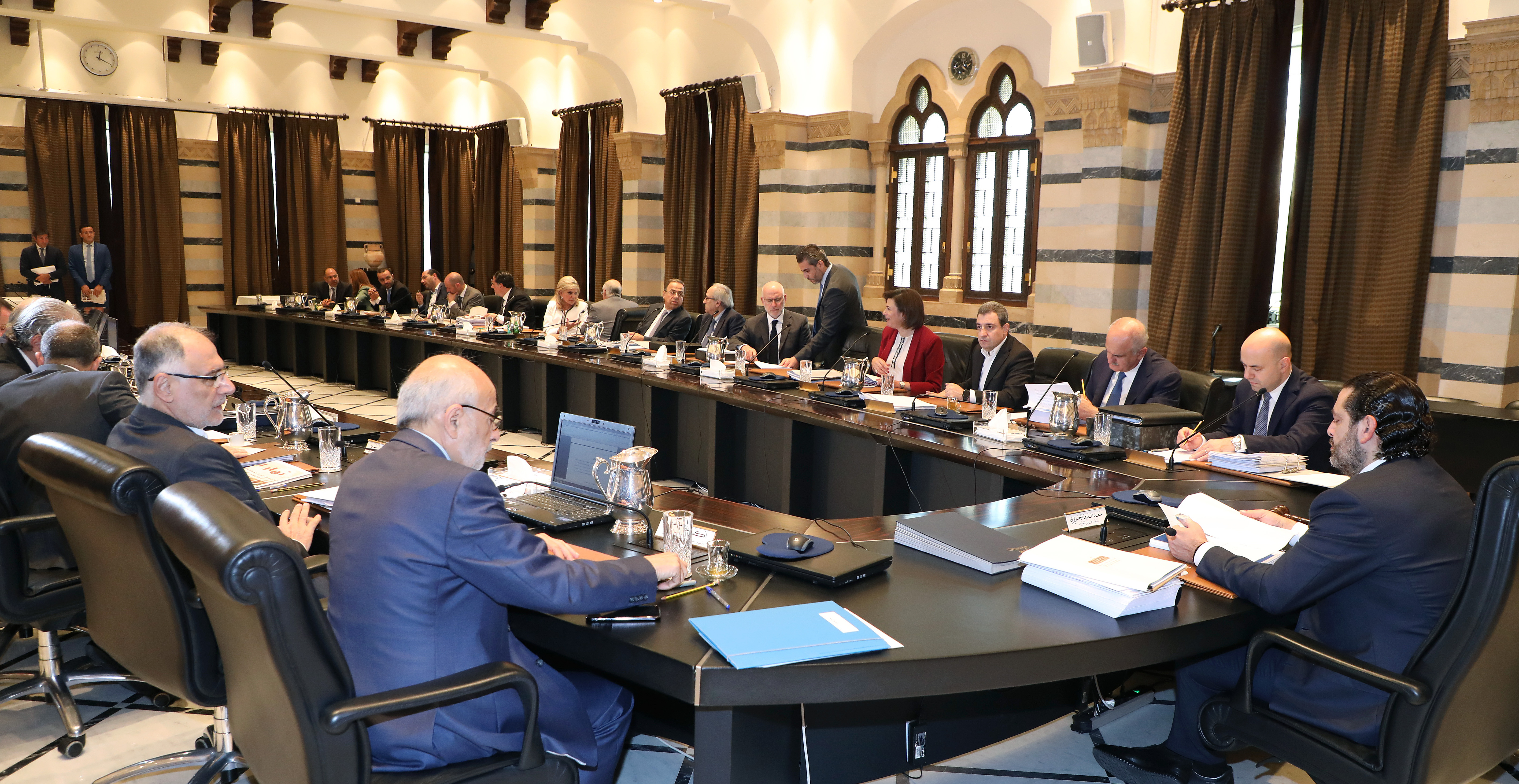 Ministerial Council 6