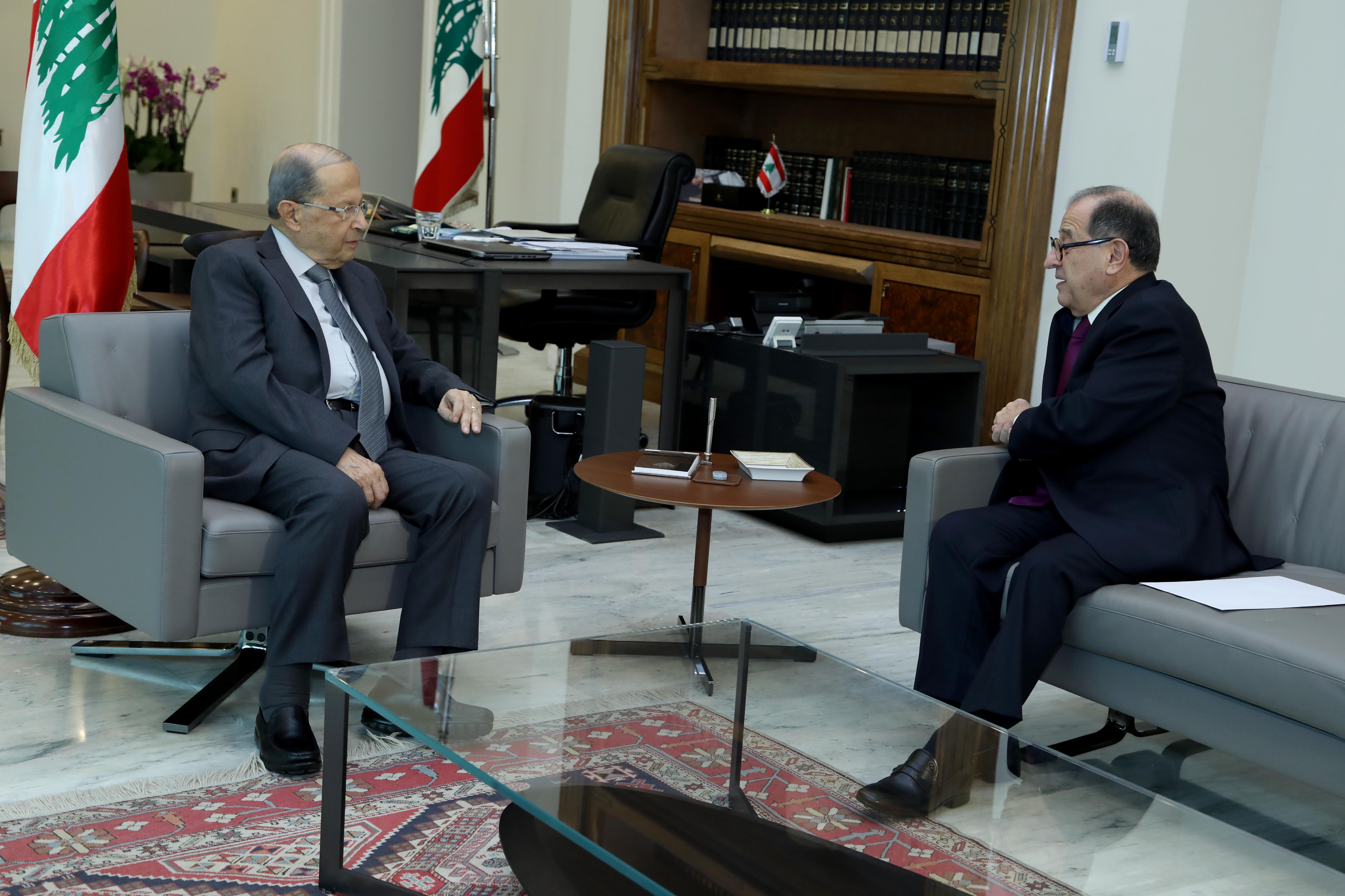 02 - Former Minister Karim Pakradouni