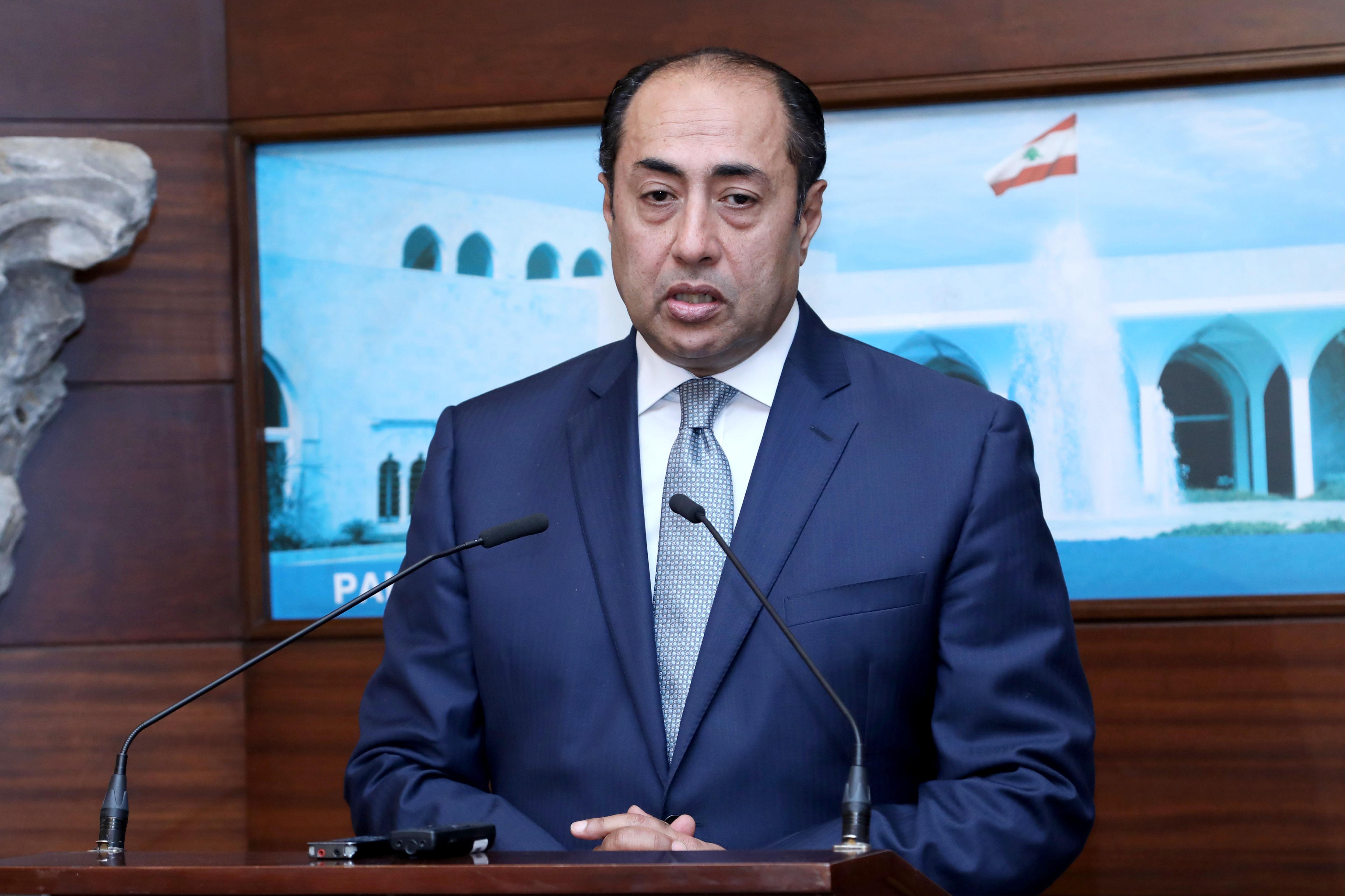 1 - Ambassador Hossam Zaki 1