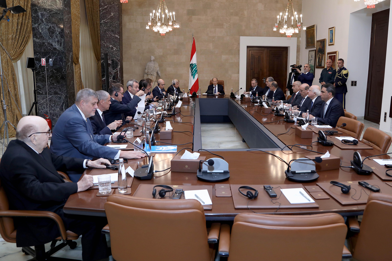 2 - Ambassadors Delegation ISG 2