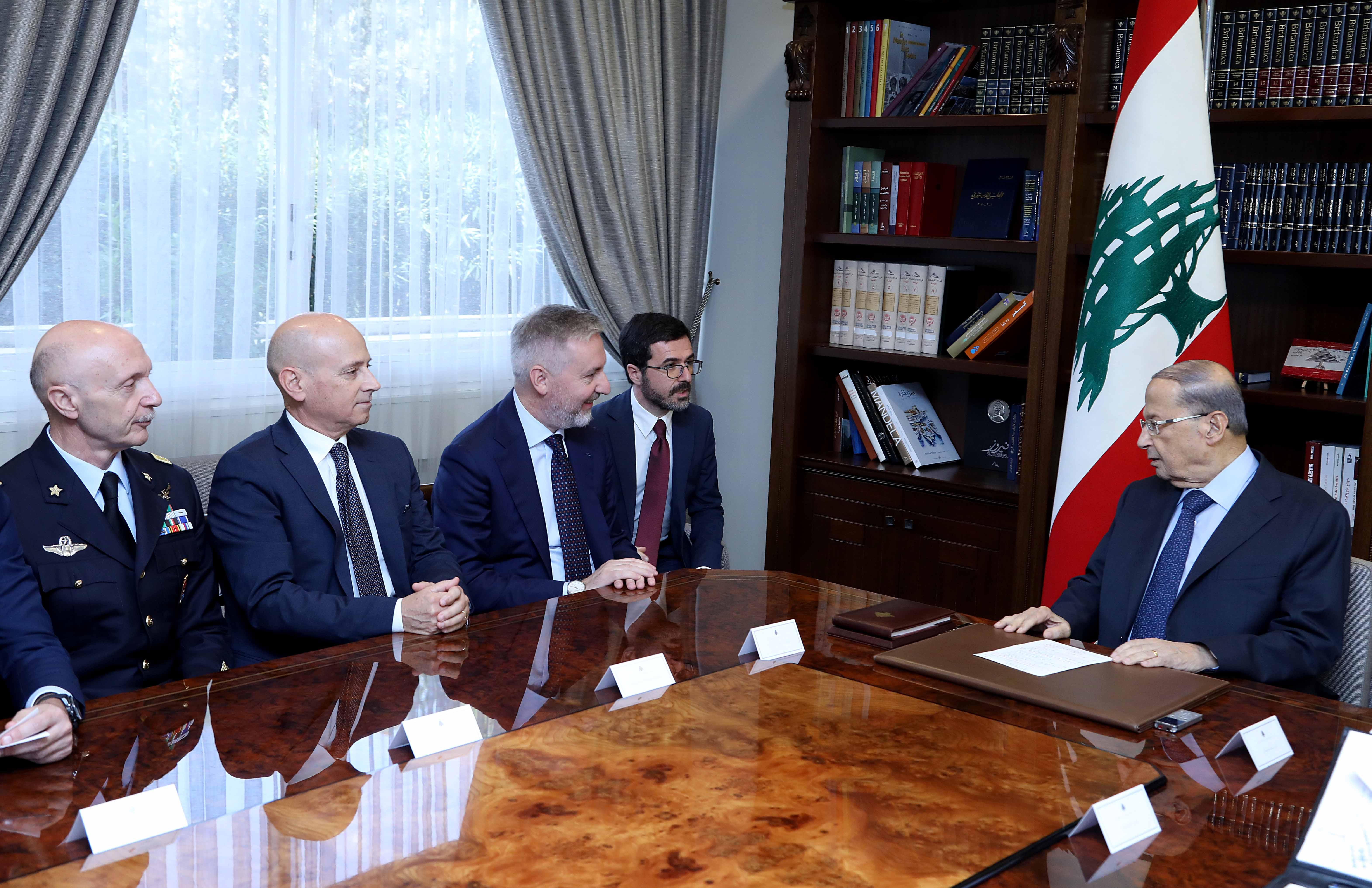 2 -  Italian Minister of Defense Lorenzo Guerini (1)