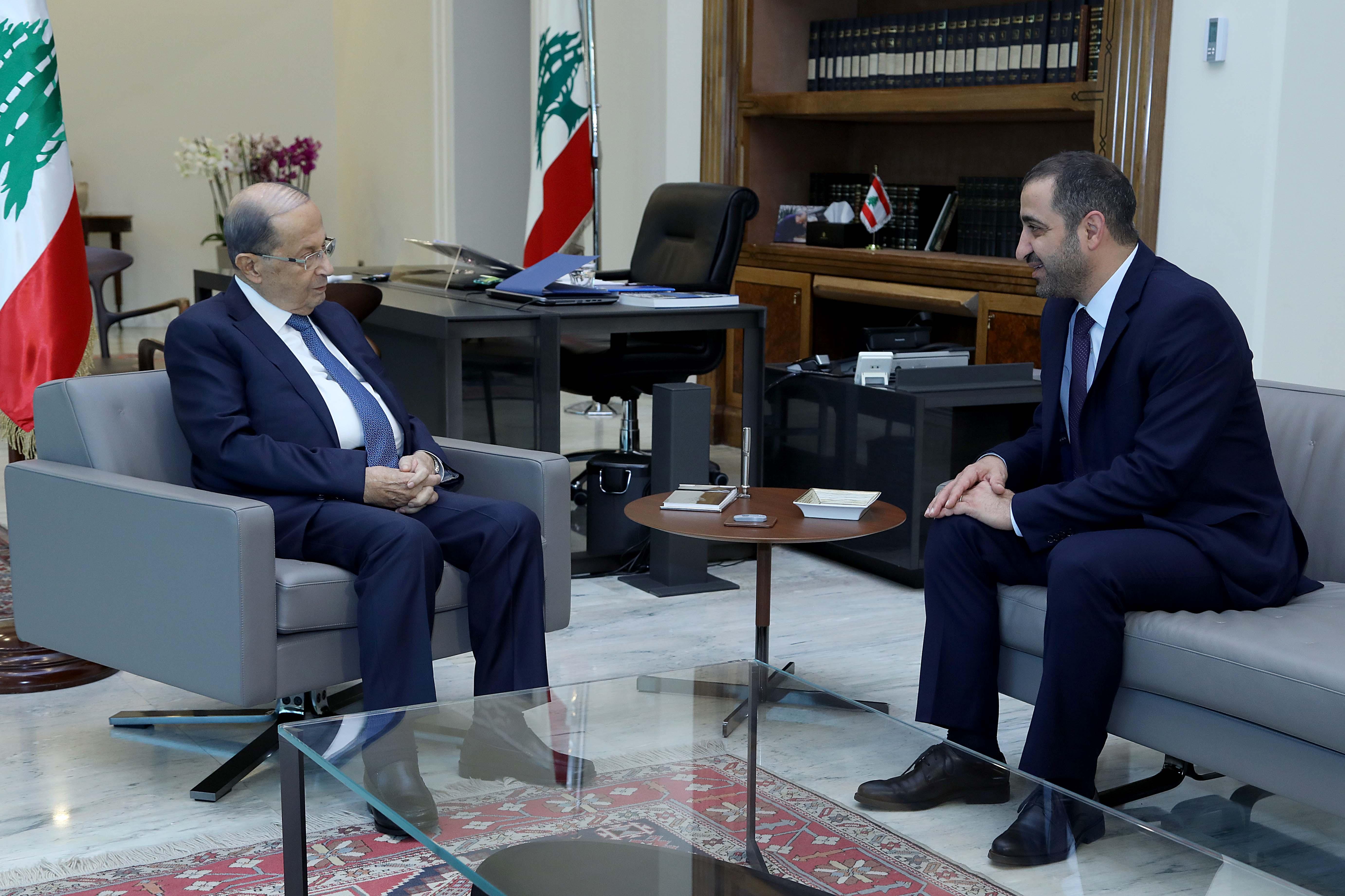 2 -Minister Ghassan Atallah