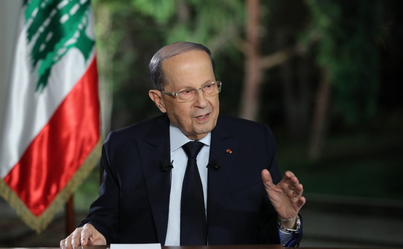 Interview for President Michel Aoun