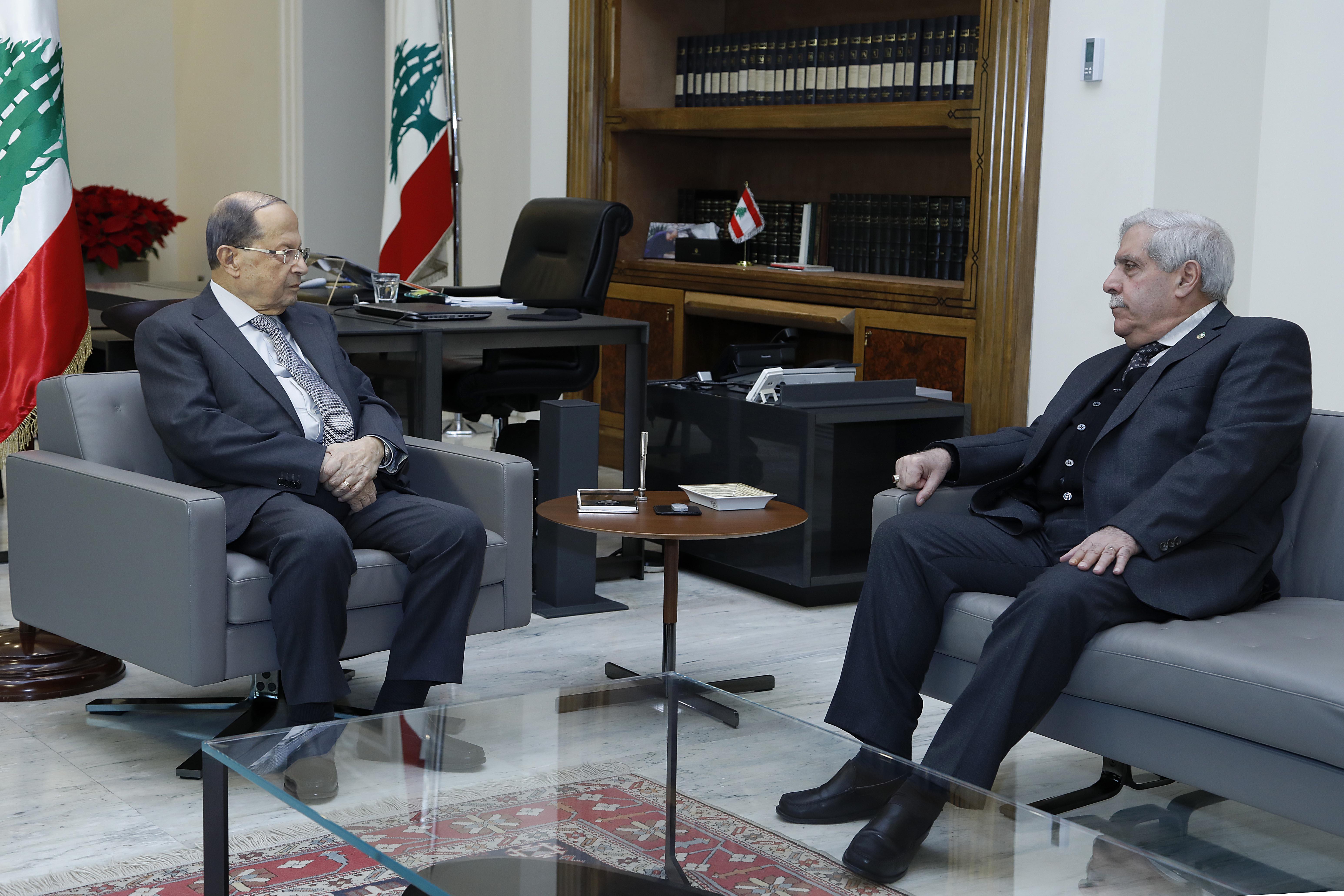3- Former MP Faysal Daoud.