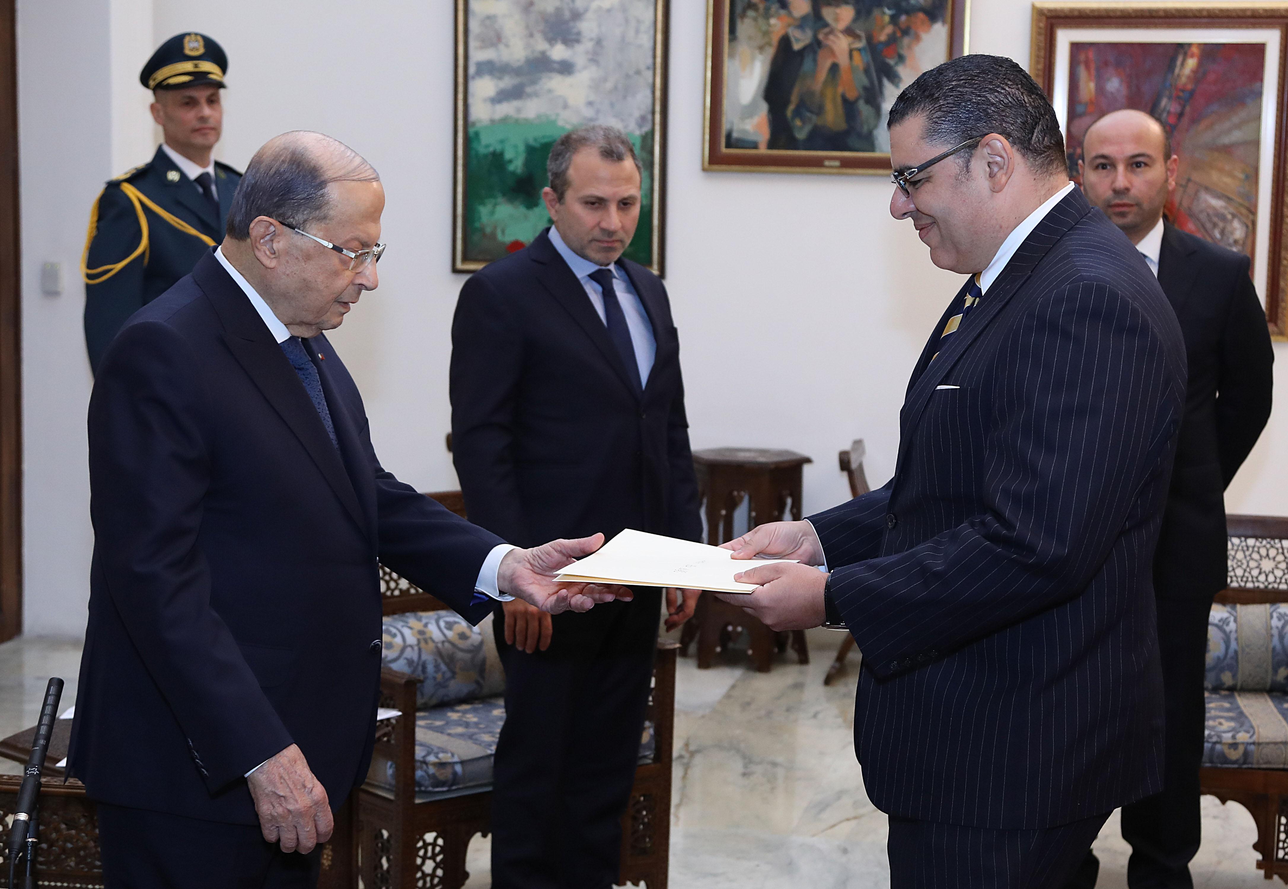 4 -Republic of Egypt Yaser Mouhamad Alewi