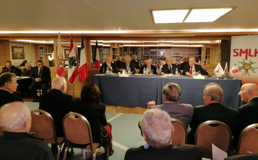 The General Assembly of the Legion of Honor Members Association in Lebanon.