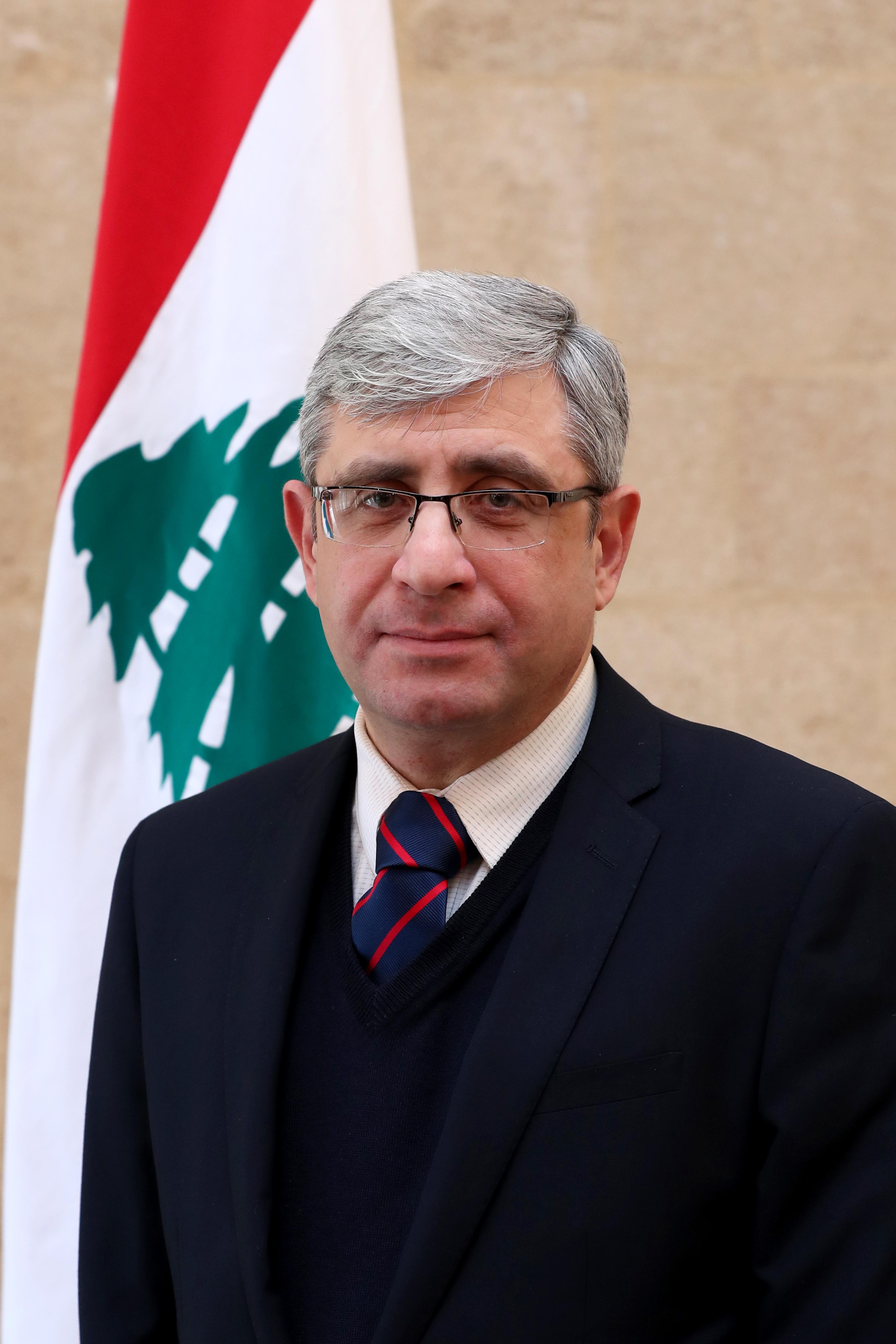 14 -Minister  Tarek Mazjoub