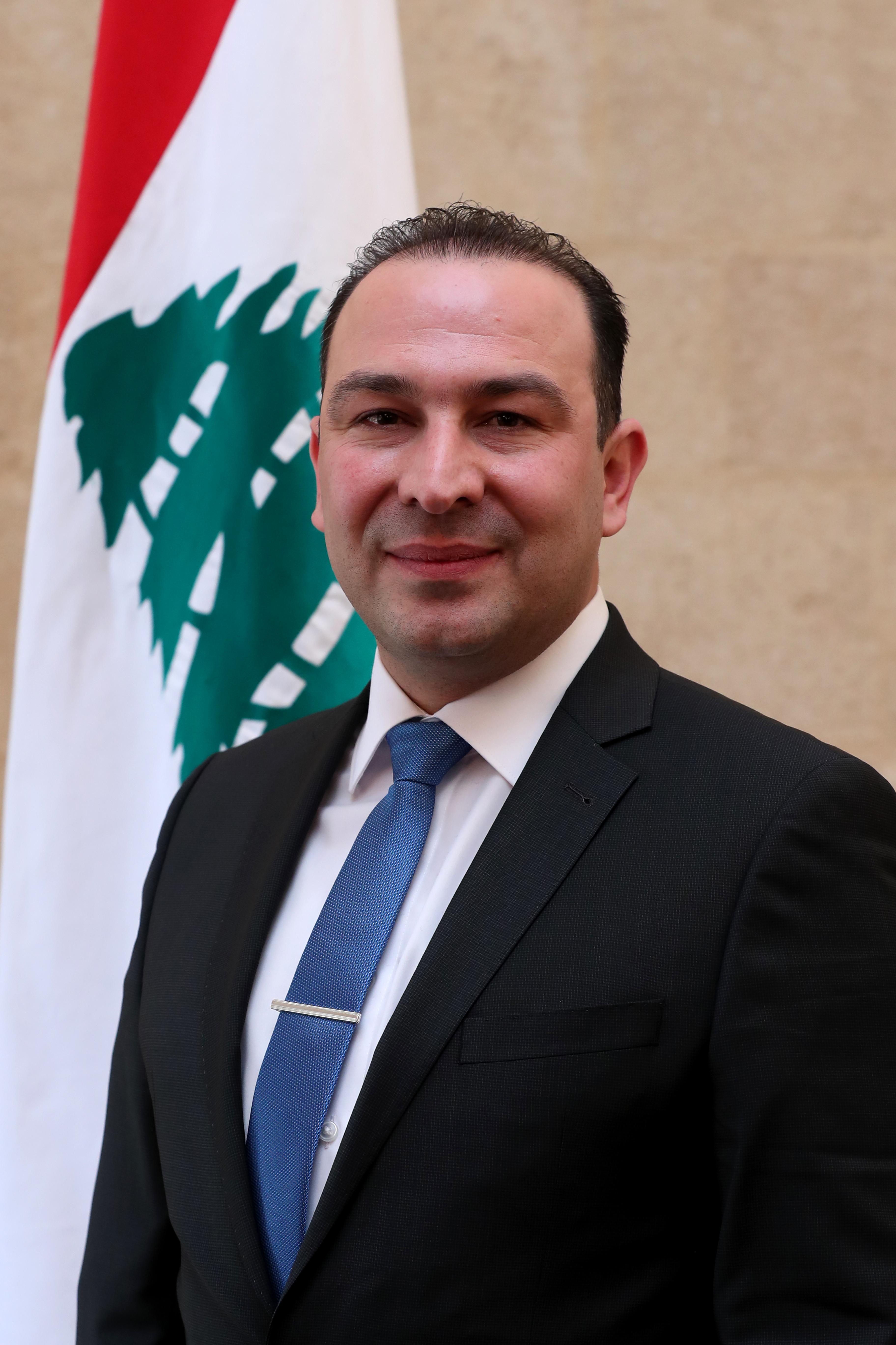 16 - Minister  Abbas Mortada