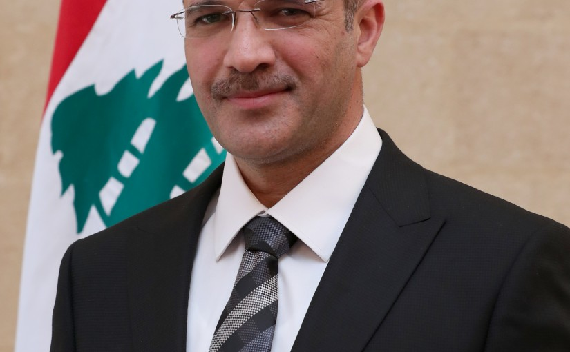 Minister  Hamad Hasan.