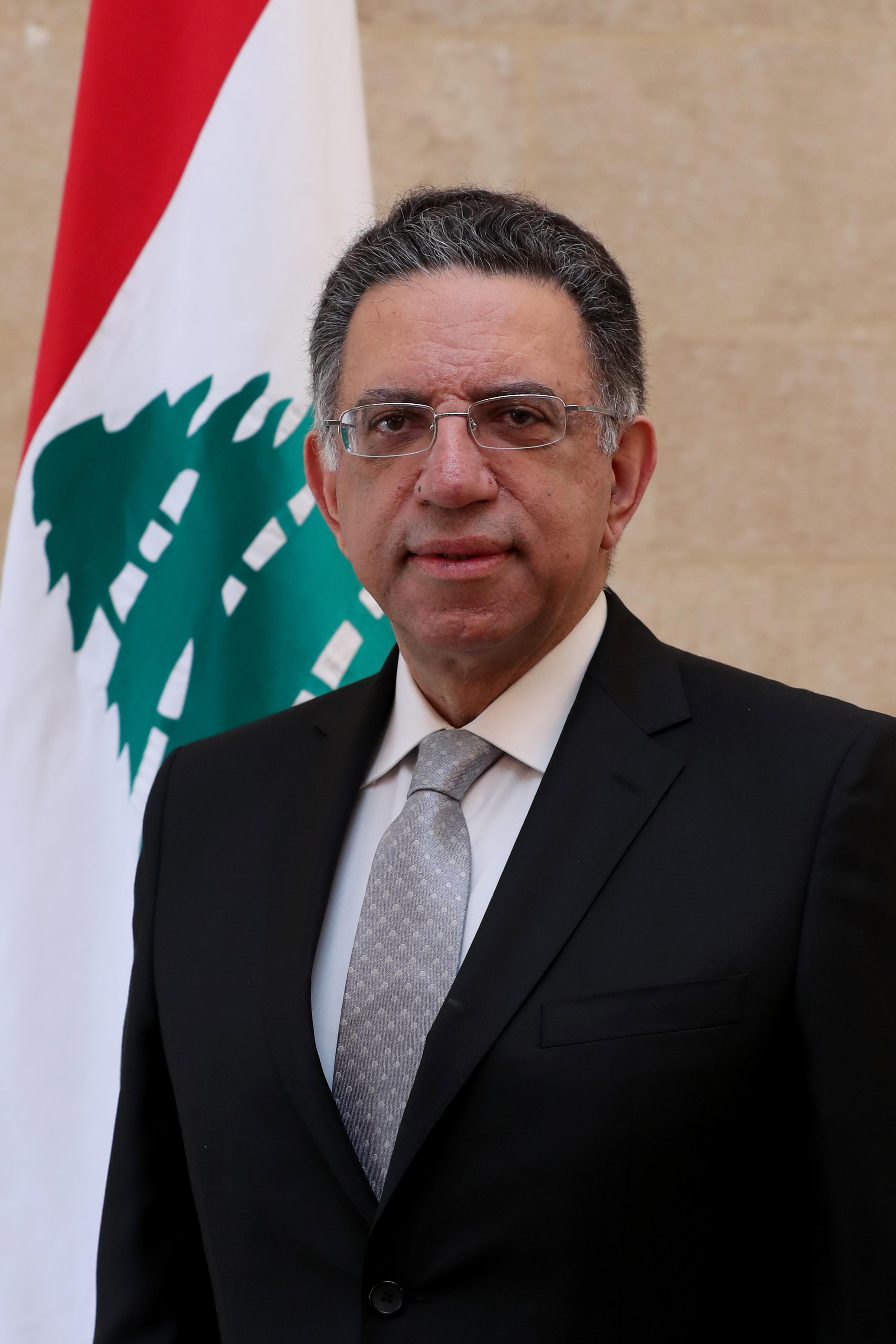 18 -Minister  Demianos Kattar