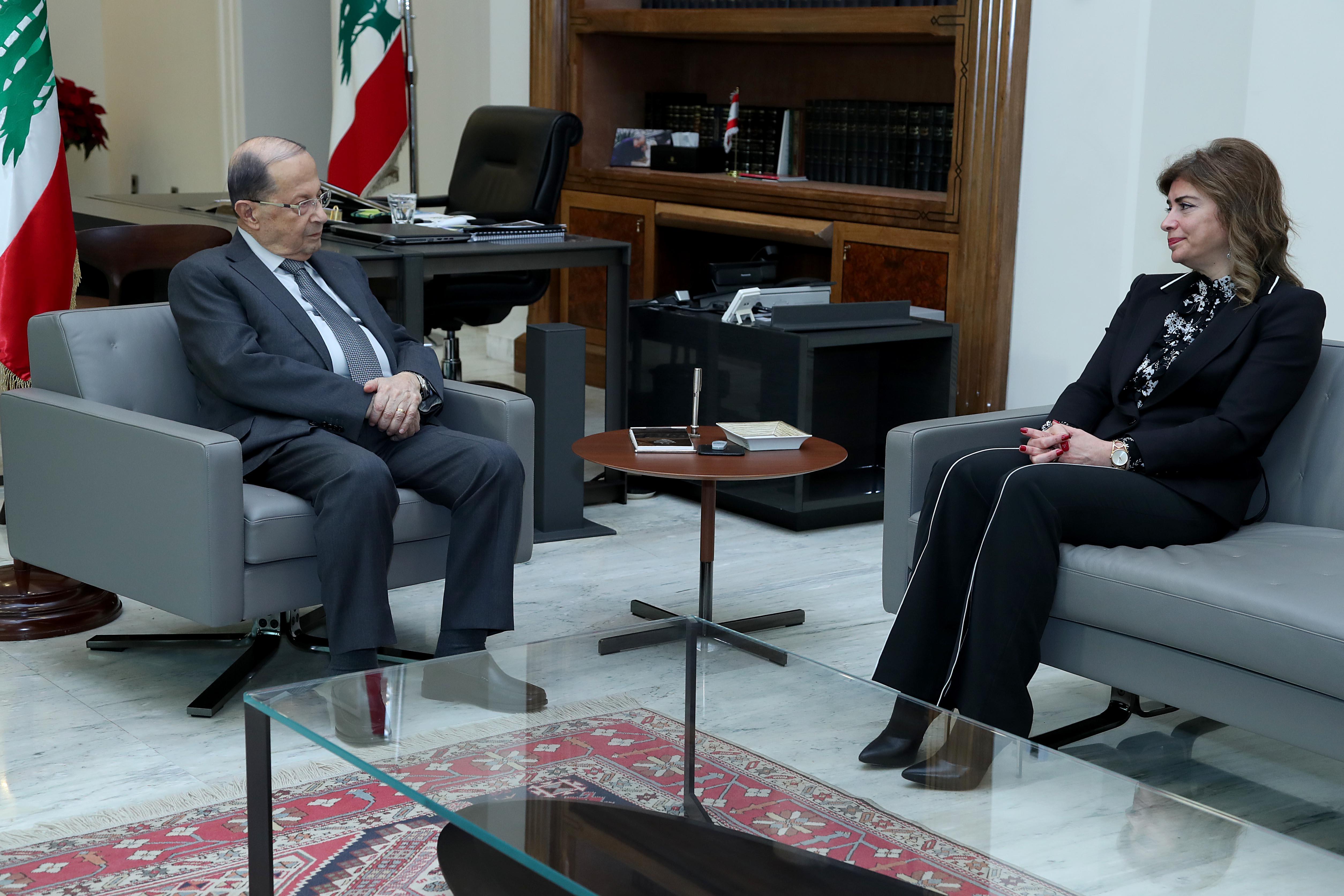 2 - Ambassador Milia Jabour
