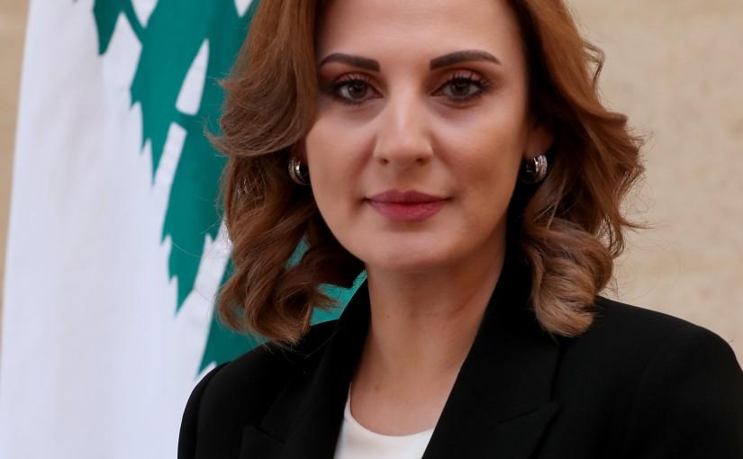 Minister  Vartineh Ohanian.