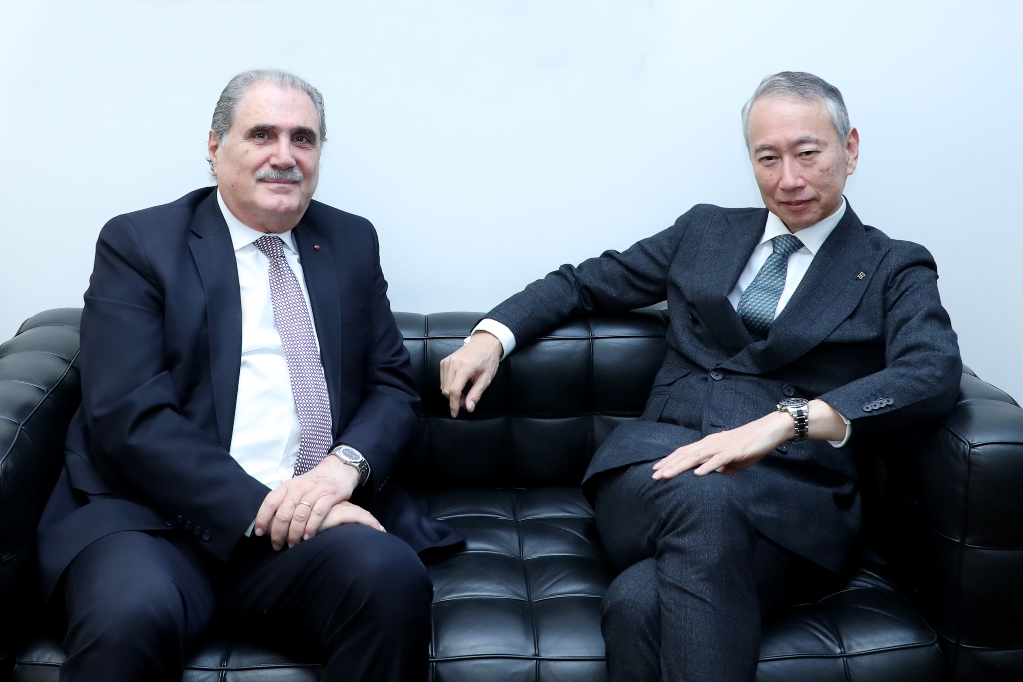 Ambassador Tokumitsu Murakami