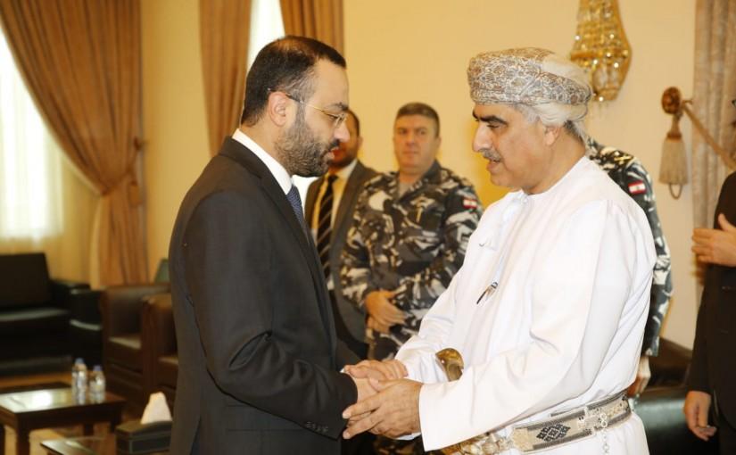 Condolences at the Sultanate of Oman Embassy