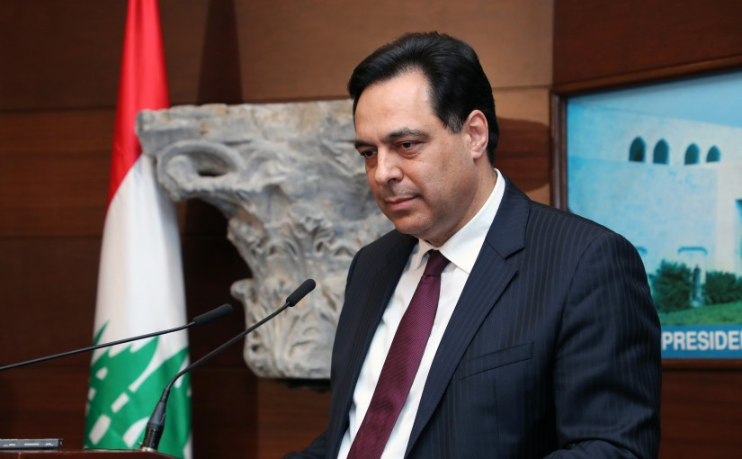 Prime Minister Dr. Hassan Diab.