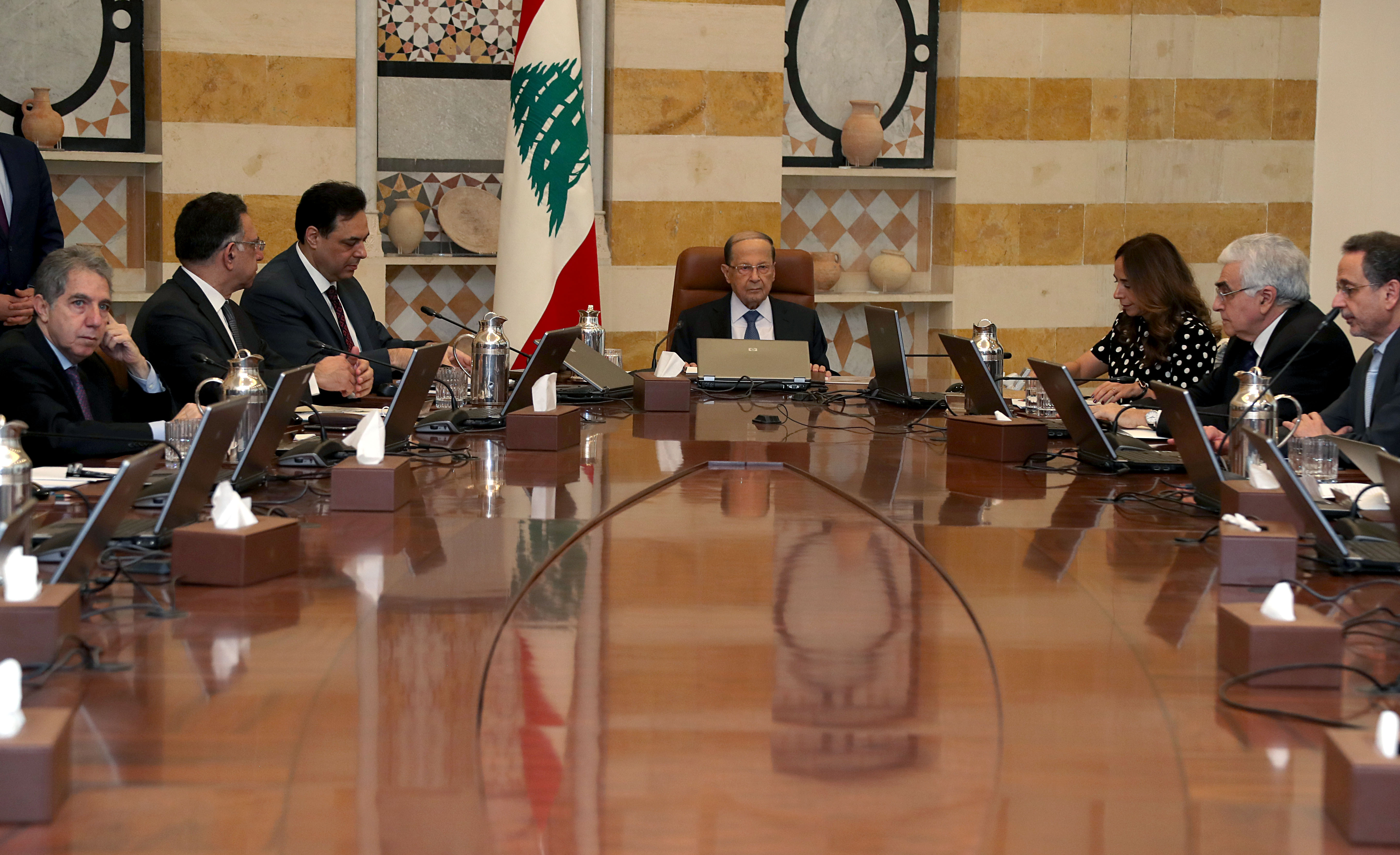 2 -Ministerial Council 1
