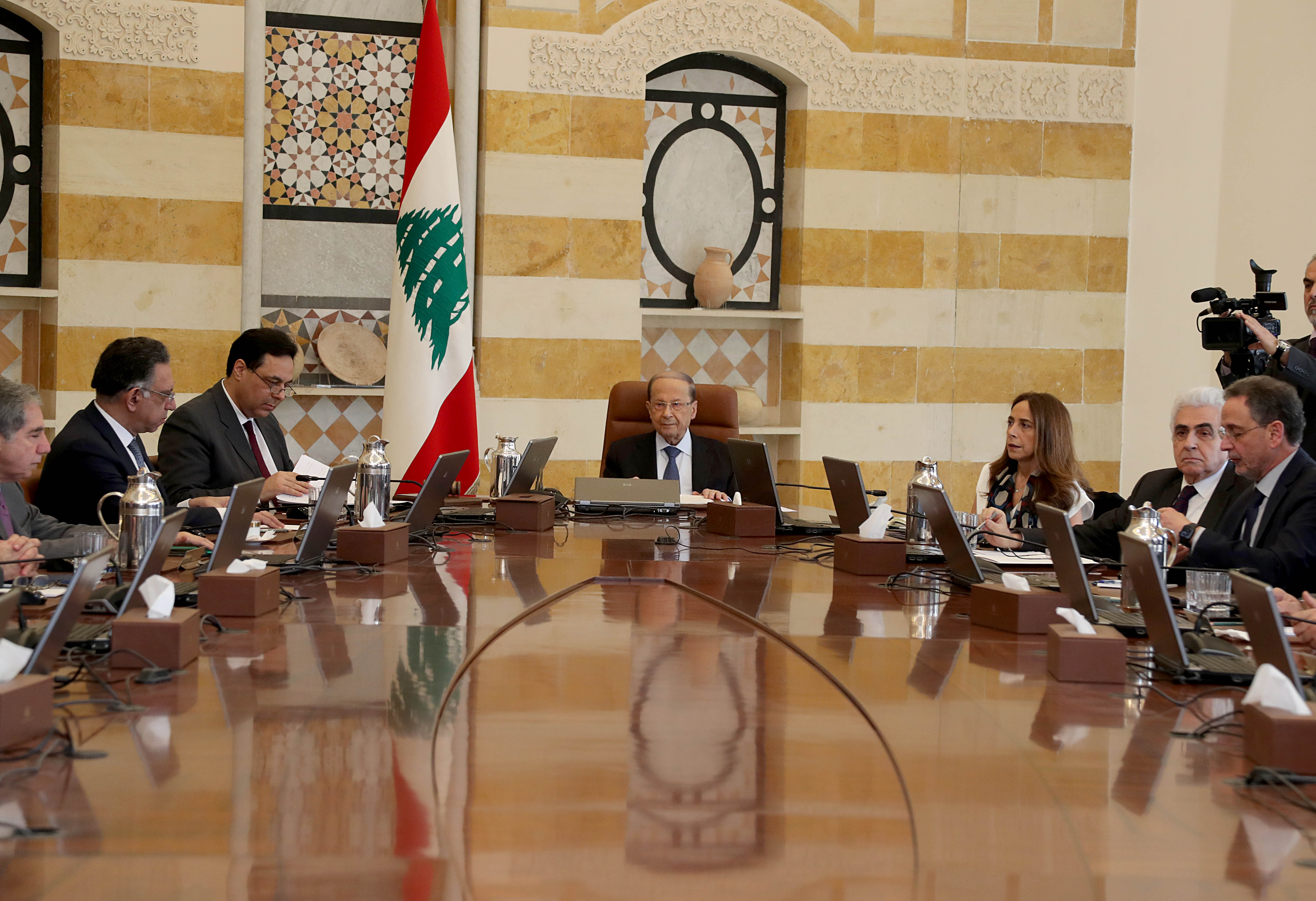 3 - Ministerial Council. 1