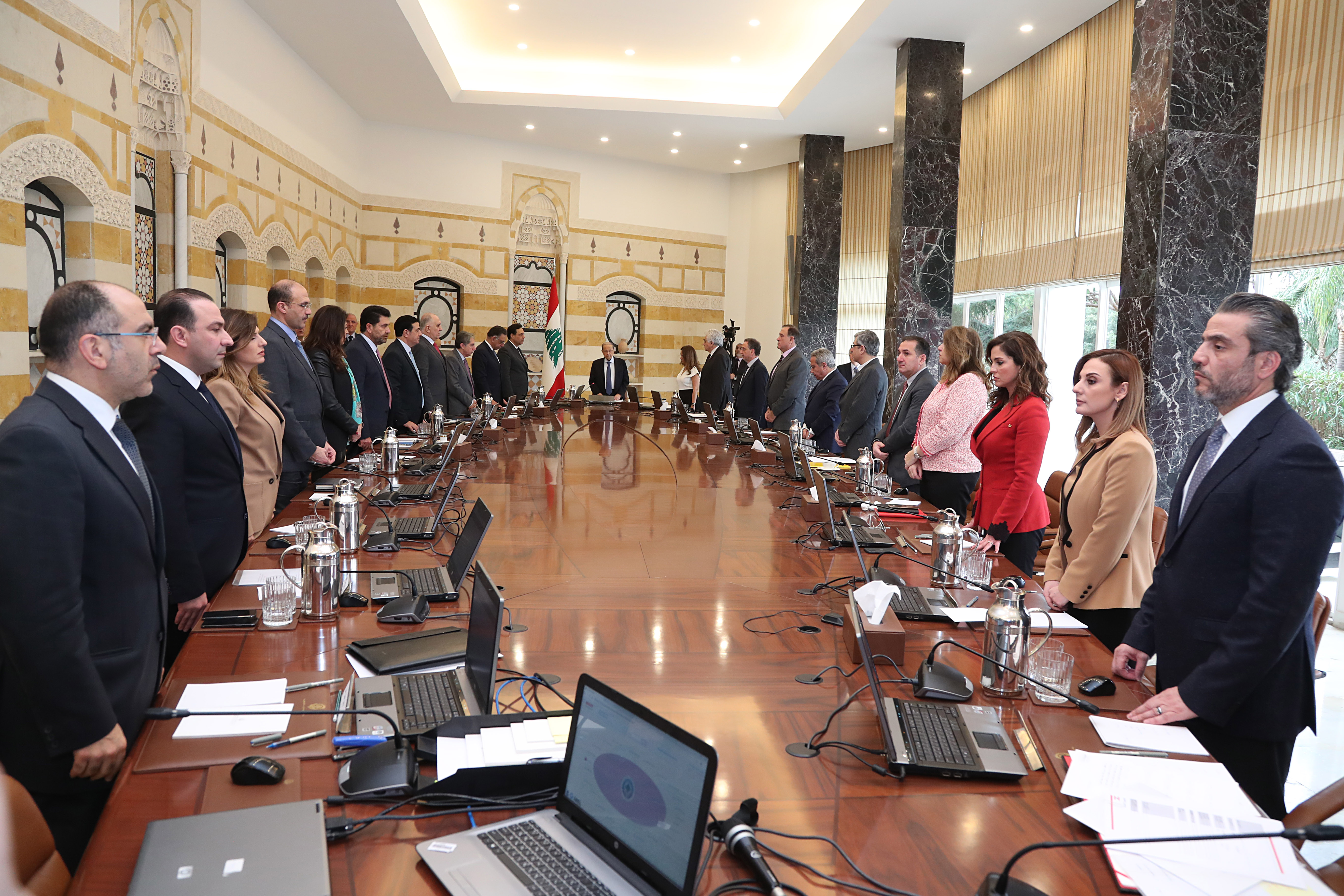 3 - Ministerial Council.