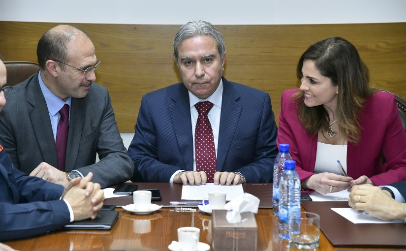 Joint Press Conference Minister Manal Abdel Samad & Minister of Tourism