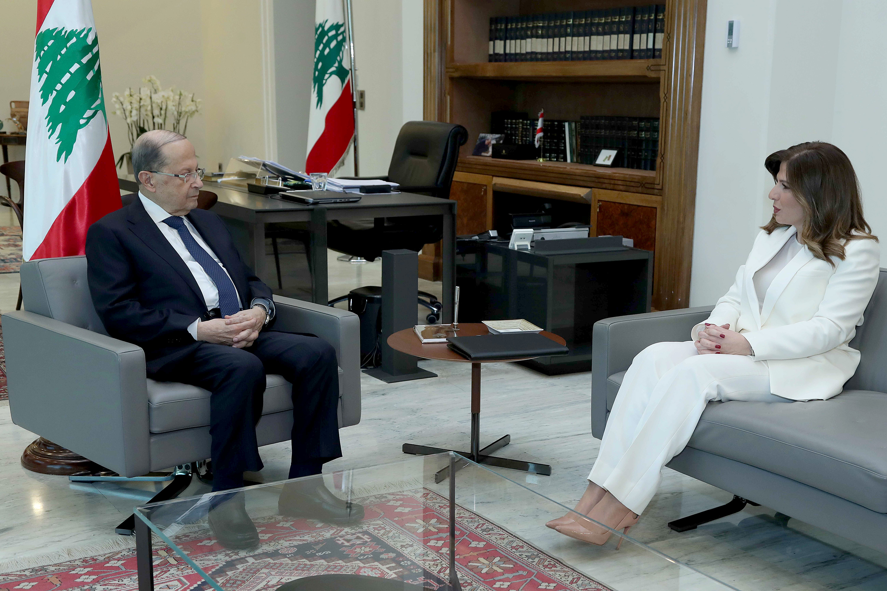 2 -Minister Lamia Yammine  copy