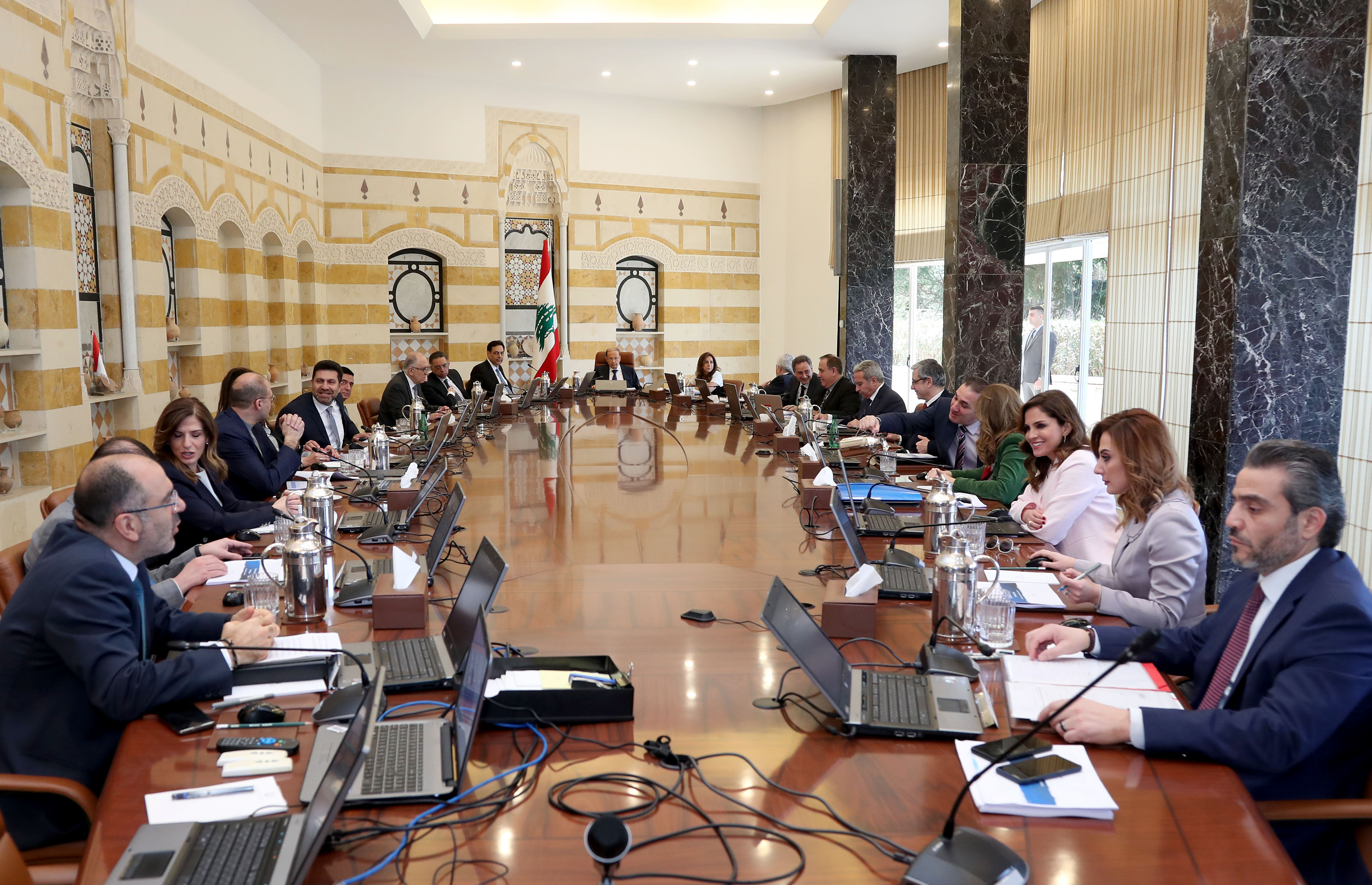 3 - Ministerial Council