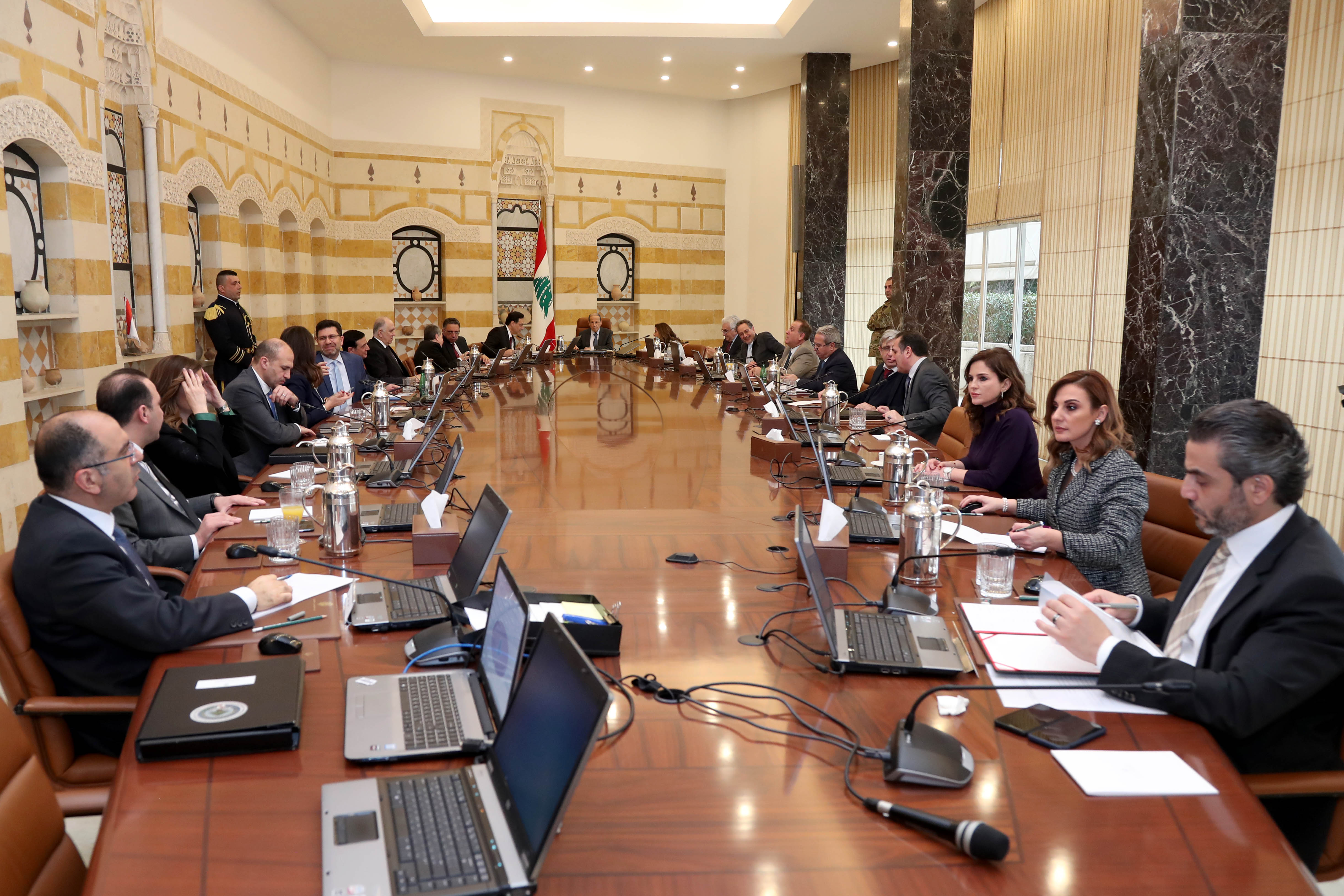 4 - Ministerial Council 1