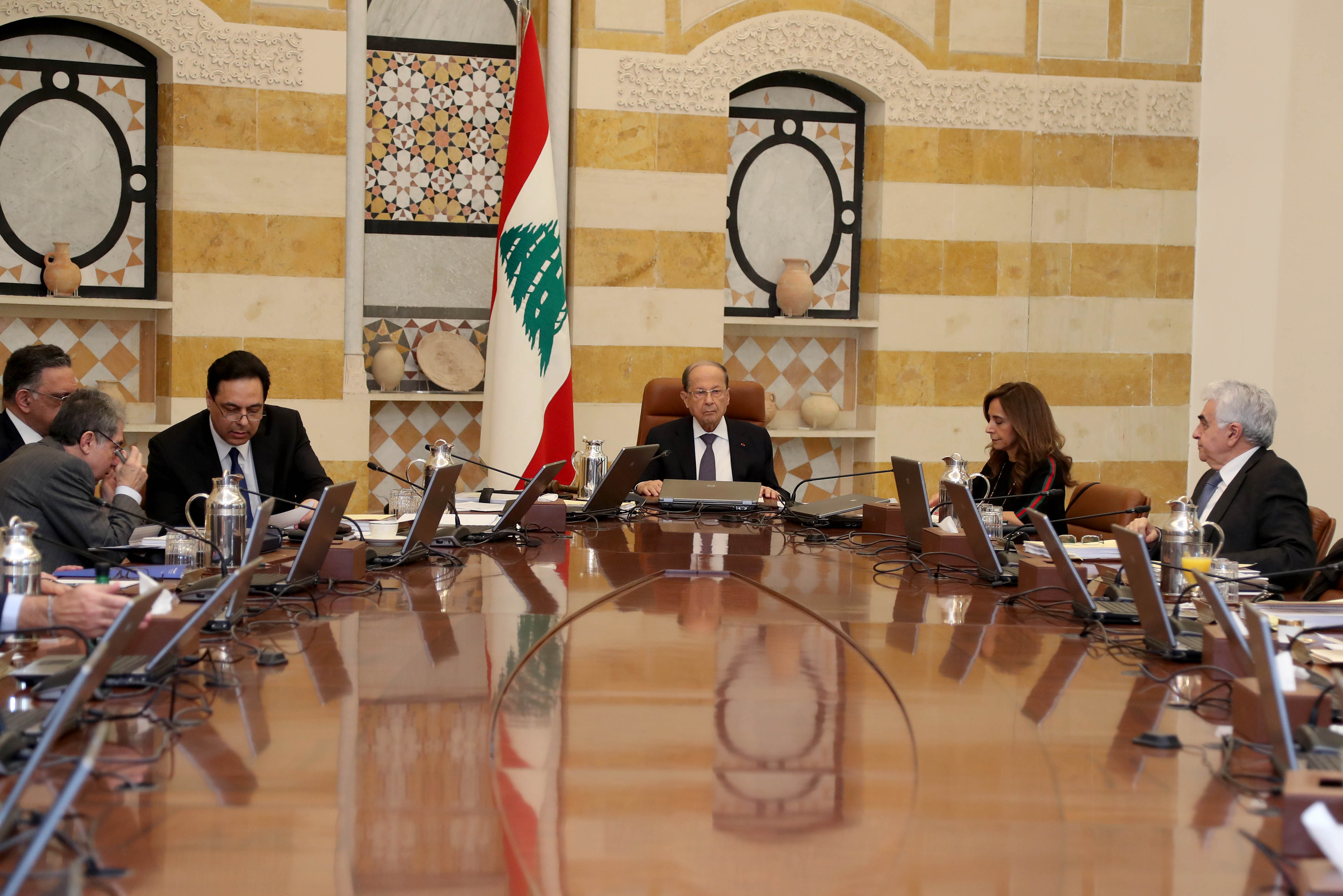 4 -Ministerial Council 1