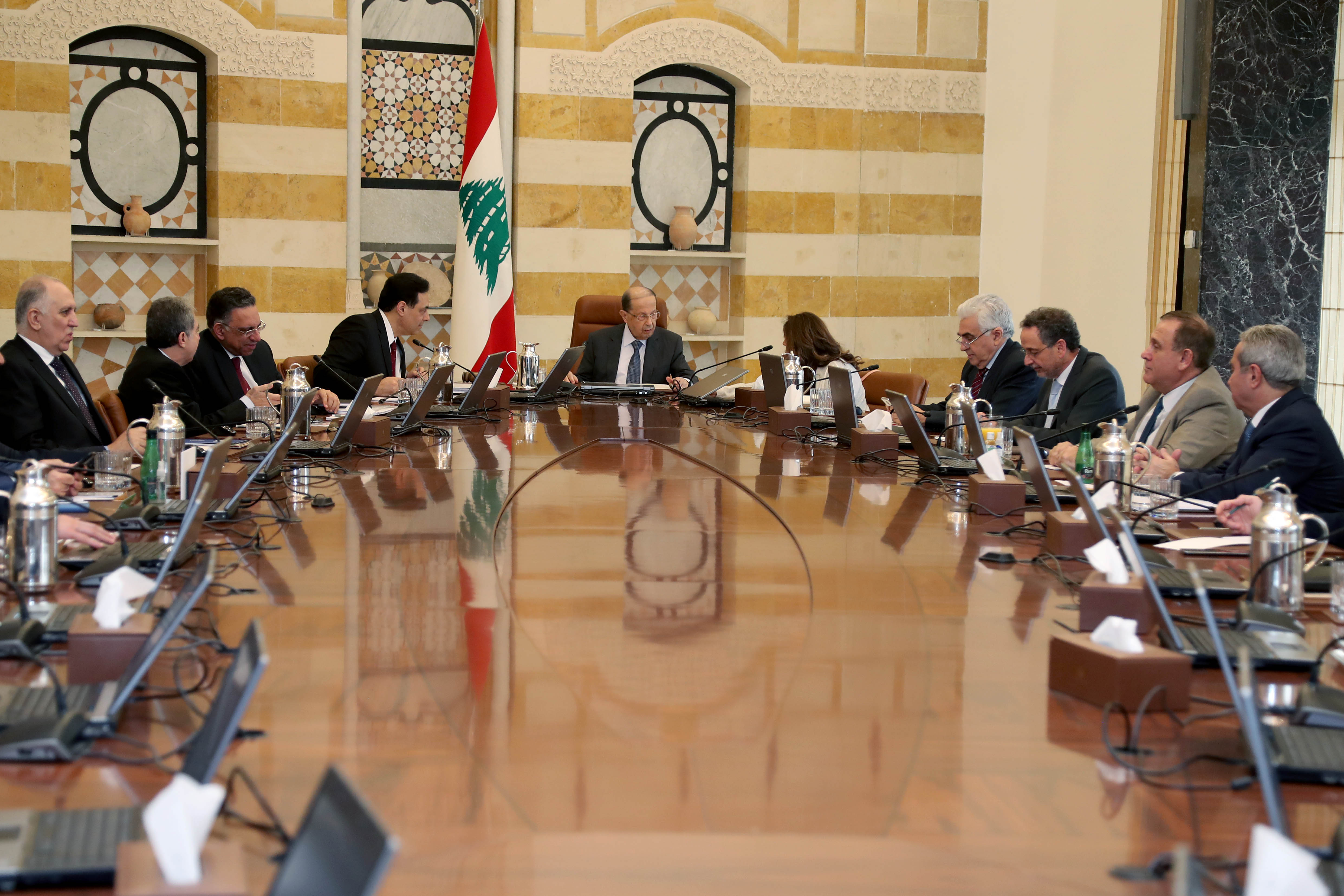 4 - Ministerial Council
