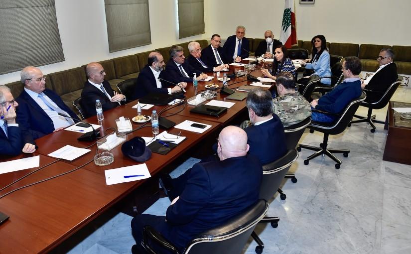 Meeting for Corona Virus Committee