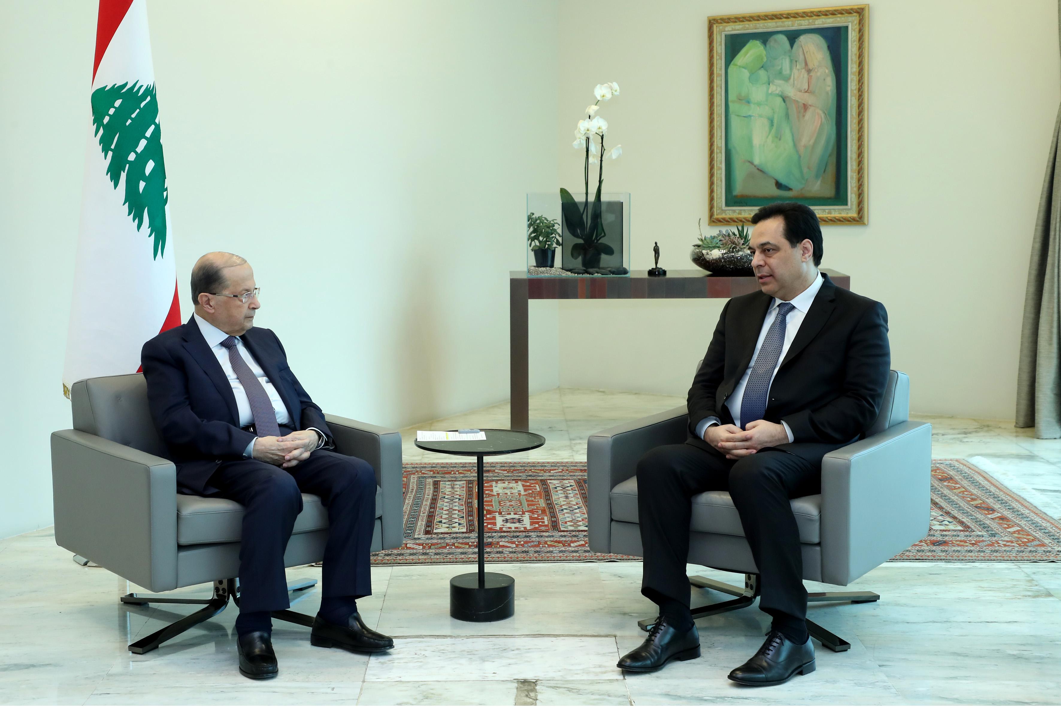 PM Hassan Diab