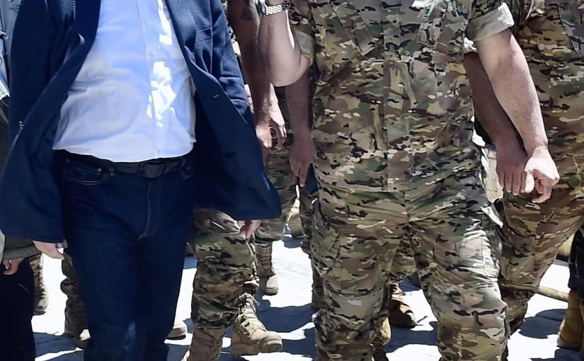 Pr Minister Hassan Diab Visits North Bekaa