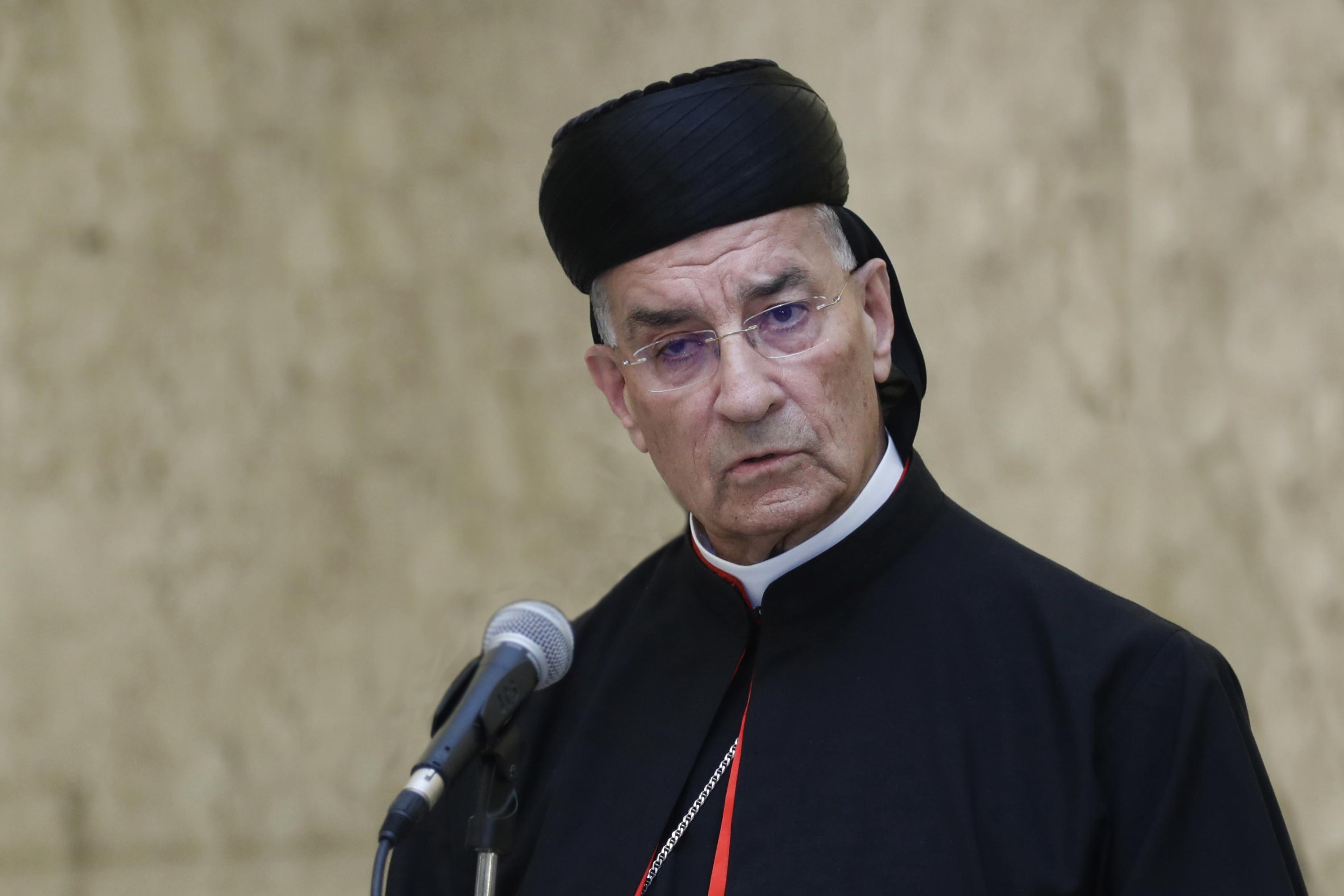 PatriarchBechara Boutros Al-Rahi.JPG 2