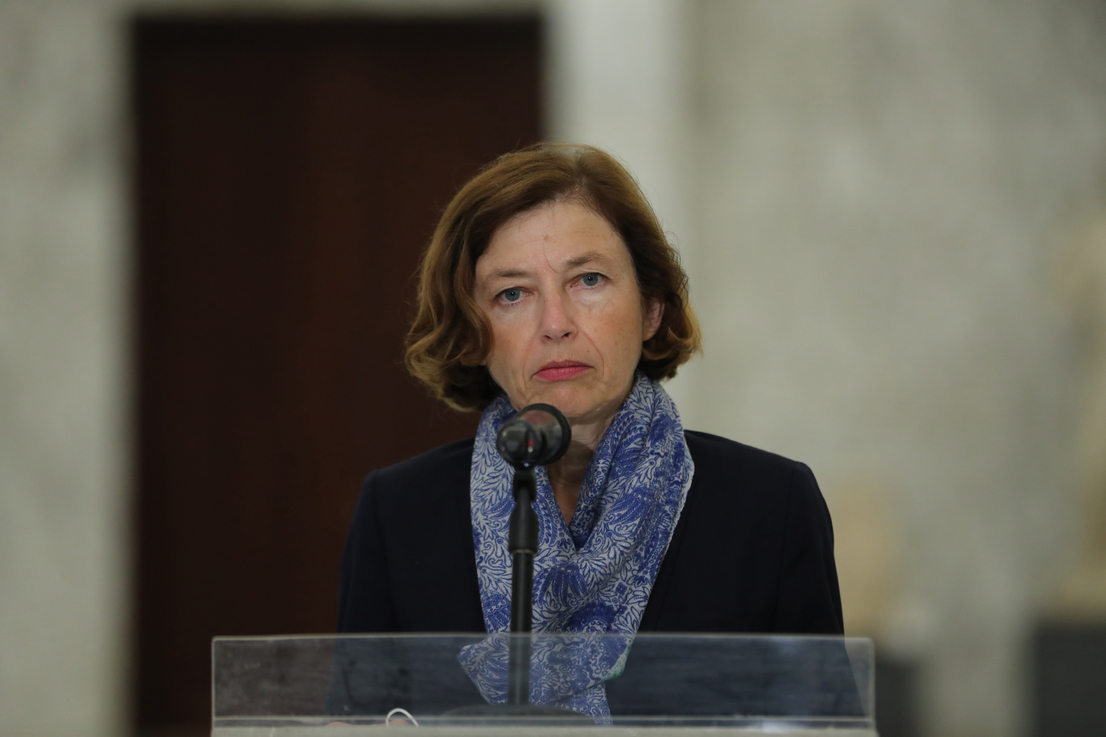 FRENCH MINISTER OF DEFENSE 3