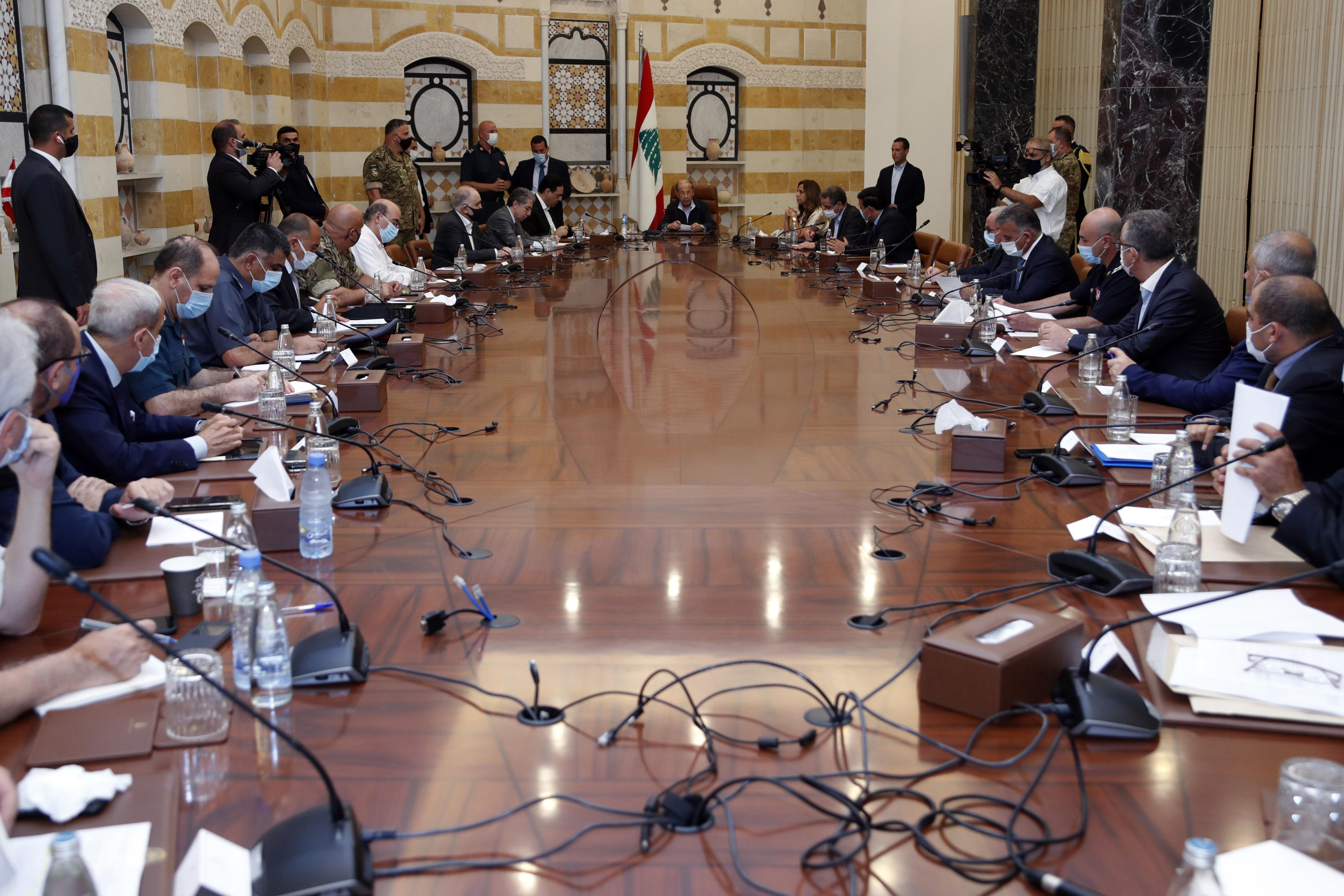 High Defense Meeting  (2)