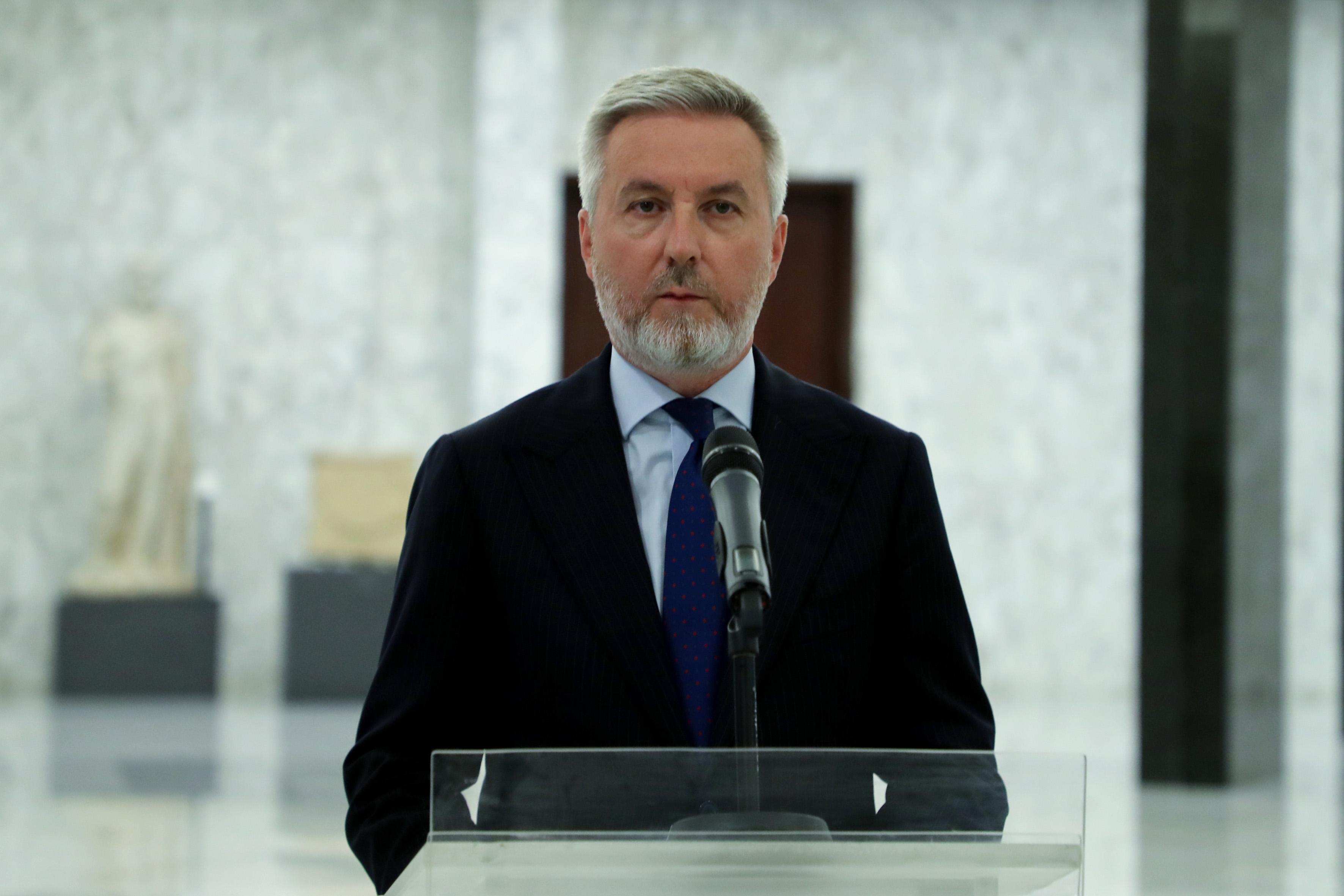 ITALIAN MINISTER OF DEFENSE 5