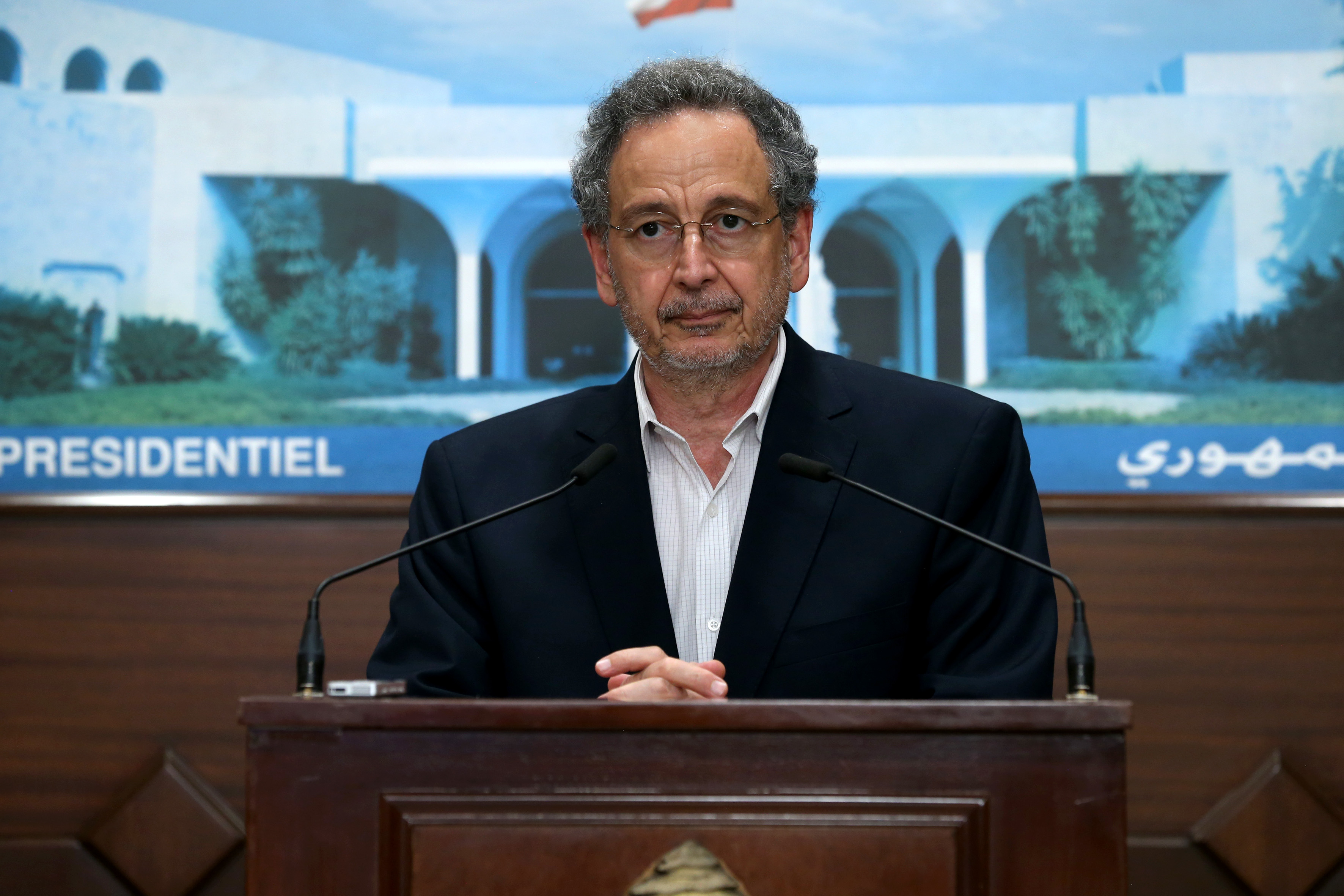 MINISTER RAOUL NEHME 2