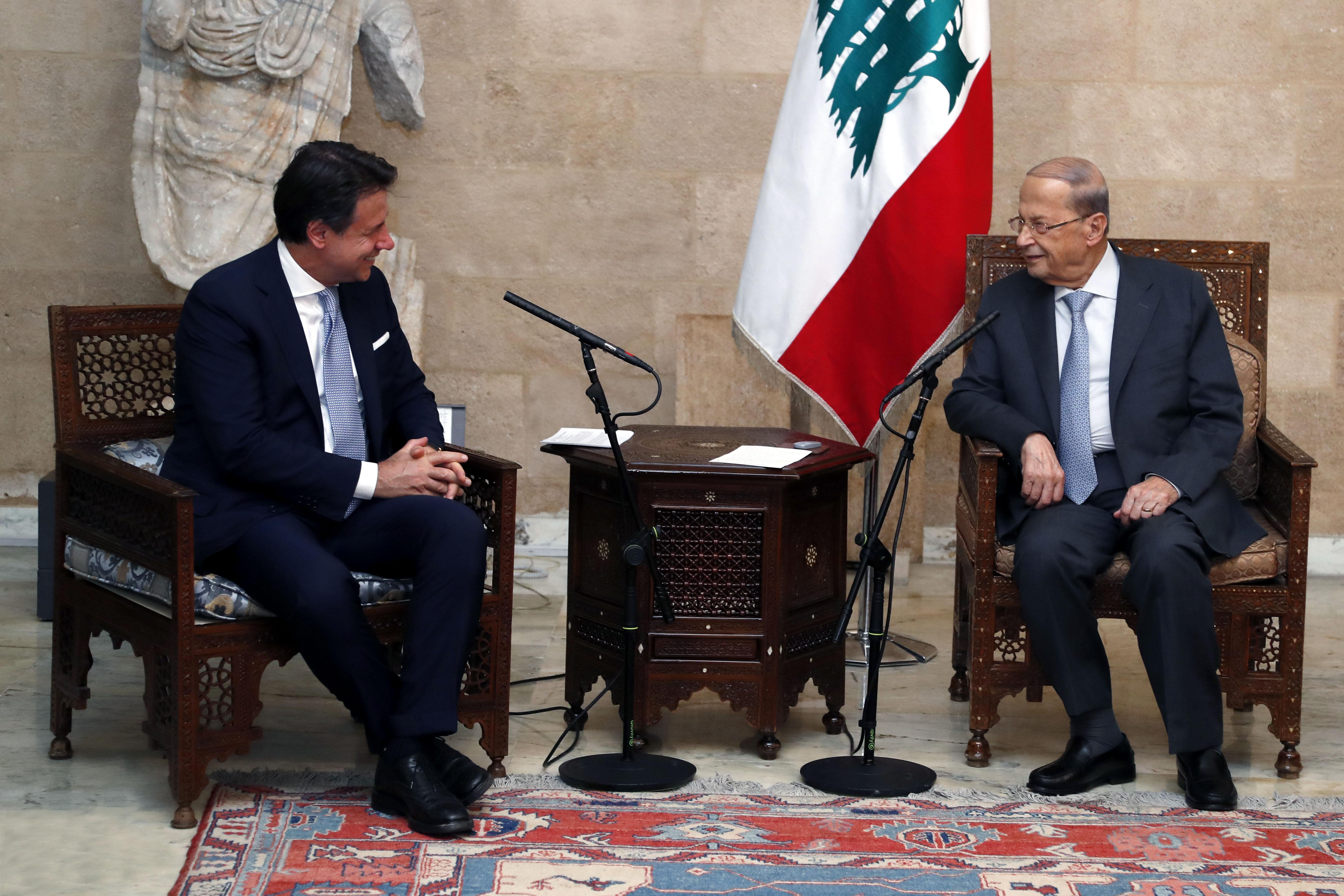 2 -  Italian Prime Minister S.E. Giuseppe Conte