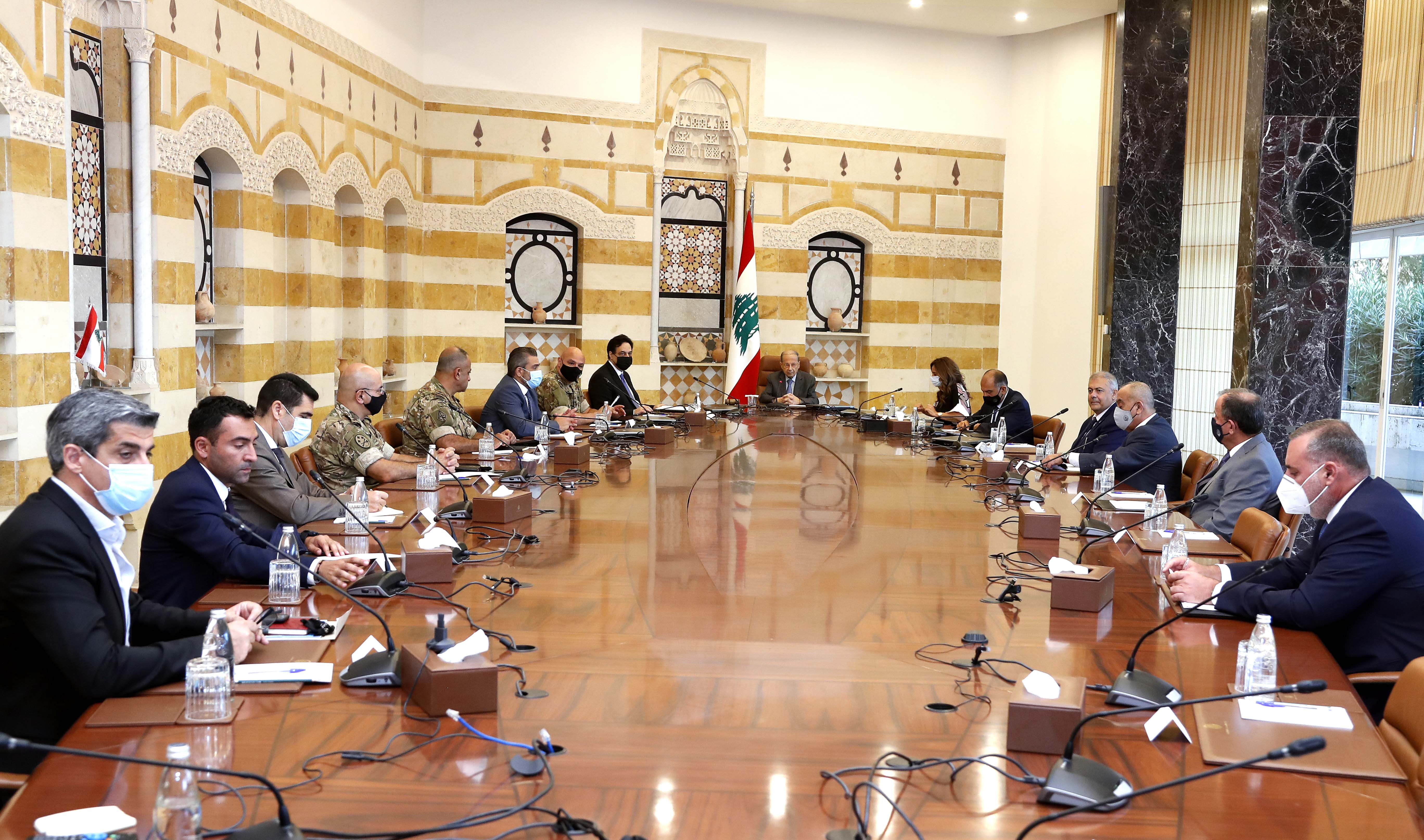2 - Prime Minister Hassan Diab  copy