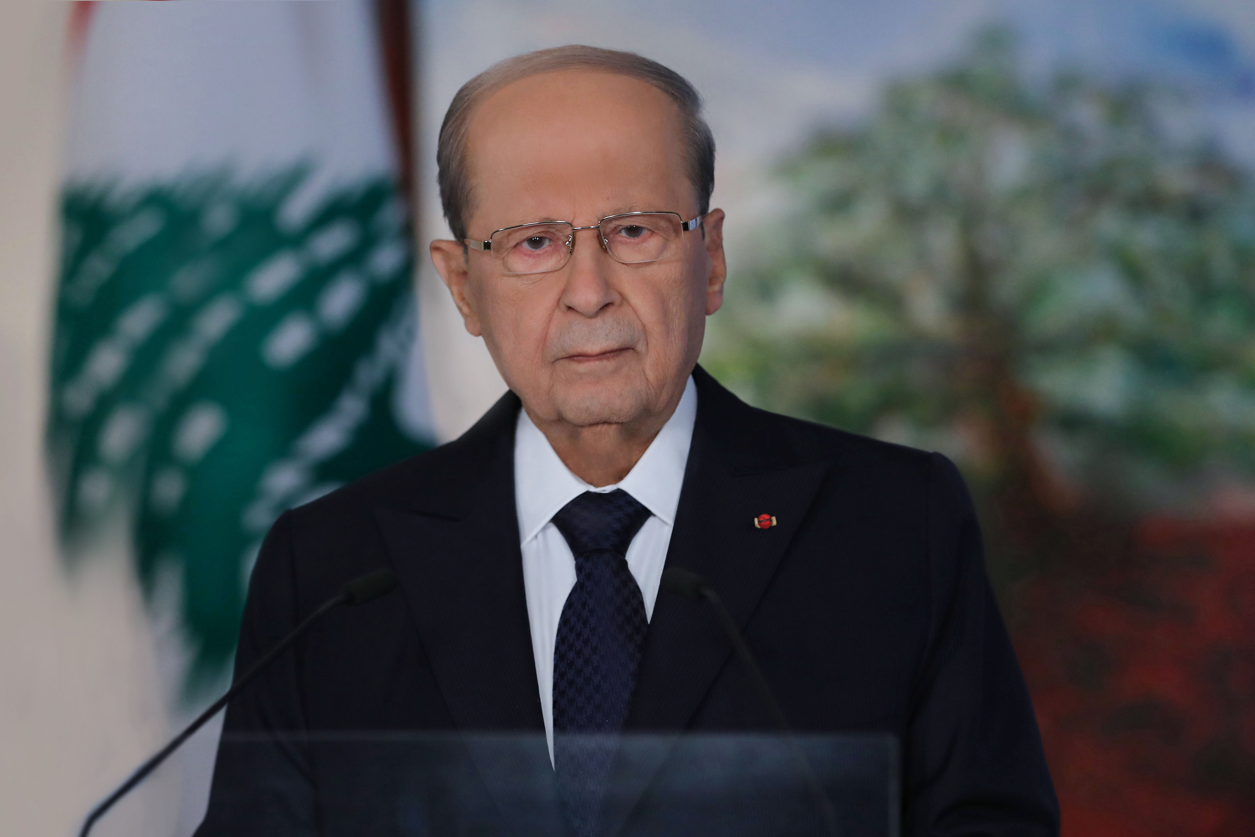 Address of the Pr.Michel Aoun on the occasion of Centenary of the Great Lebanannew