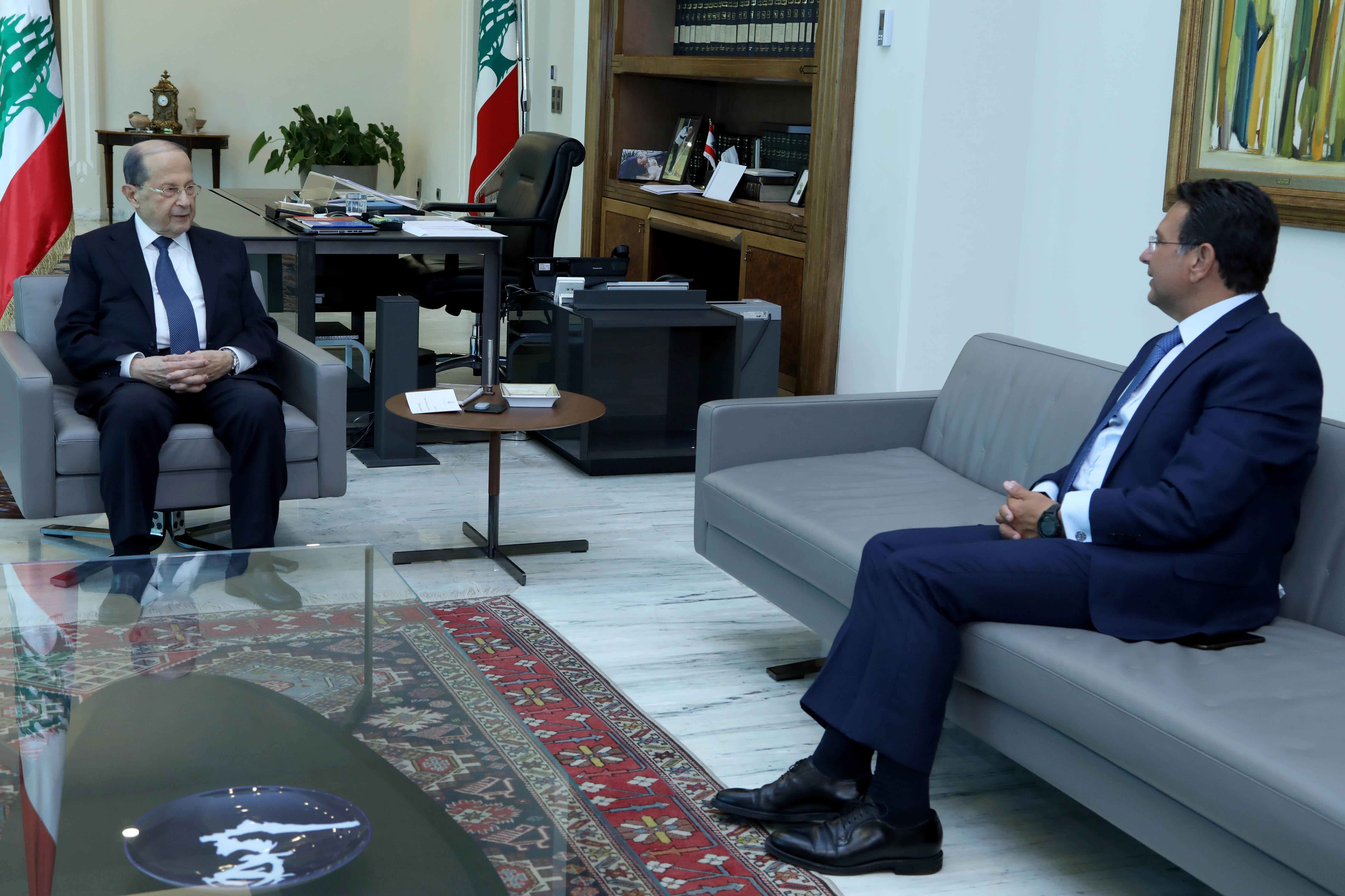 MP Farid El khazen