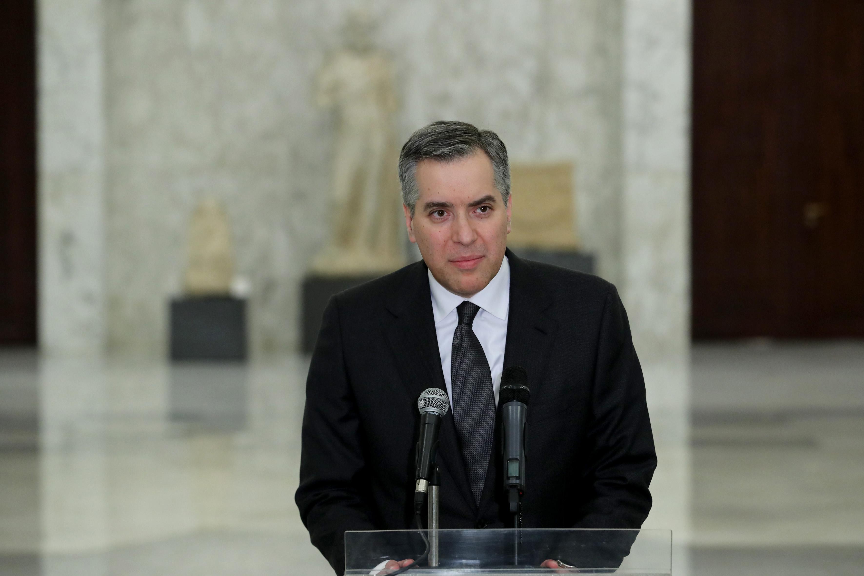 Prime Minister-designate Mustapha Adib (2)