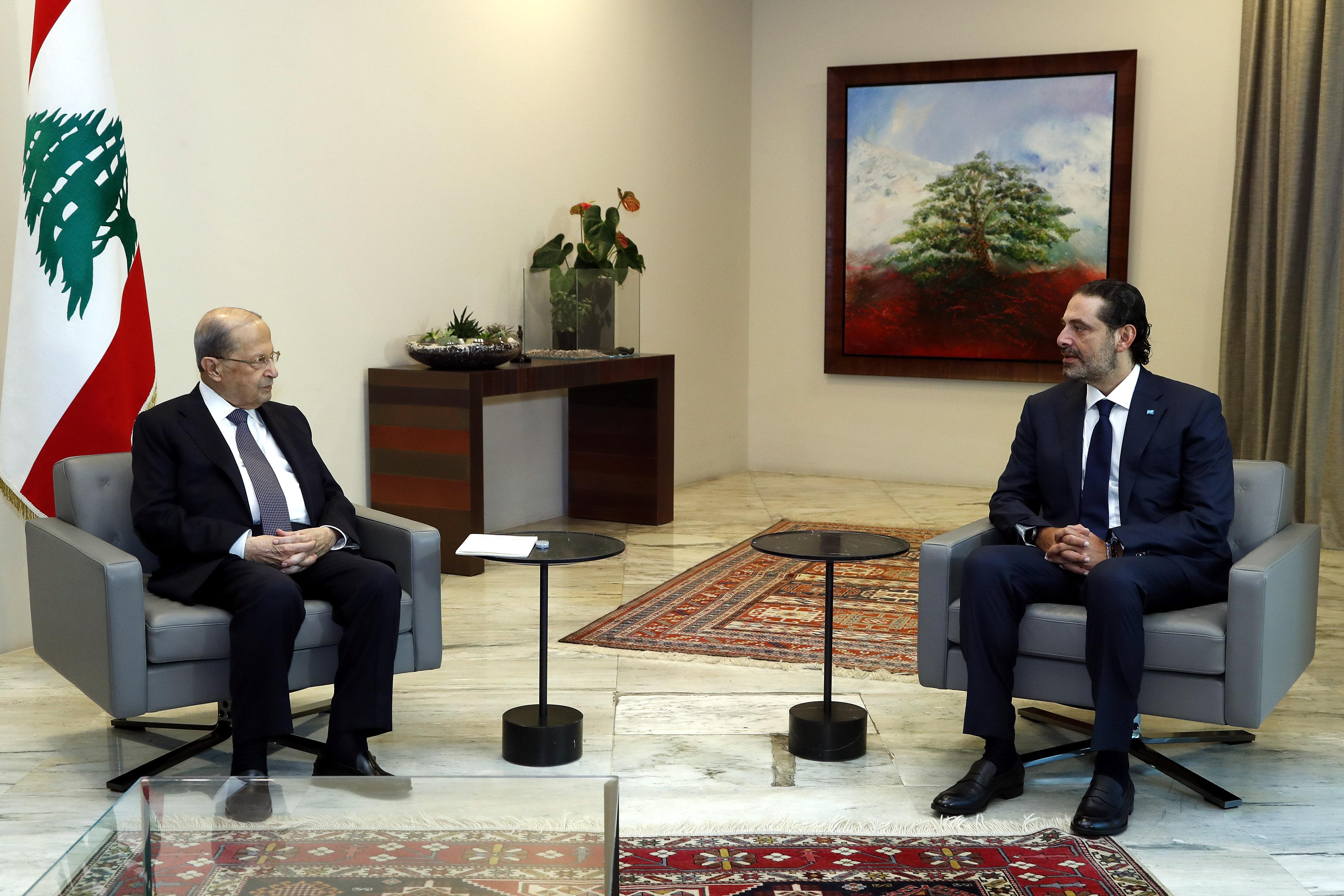 01- Former PM Saad Hariri