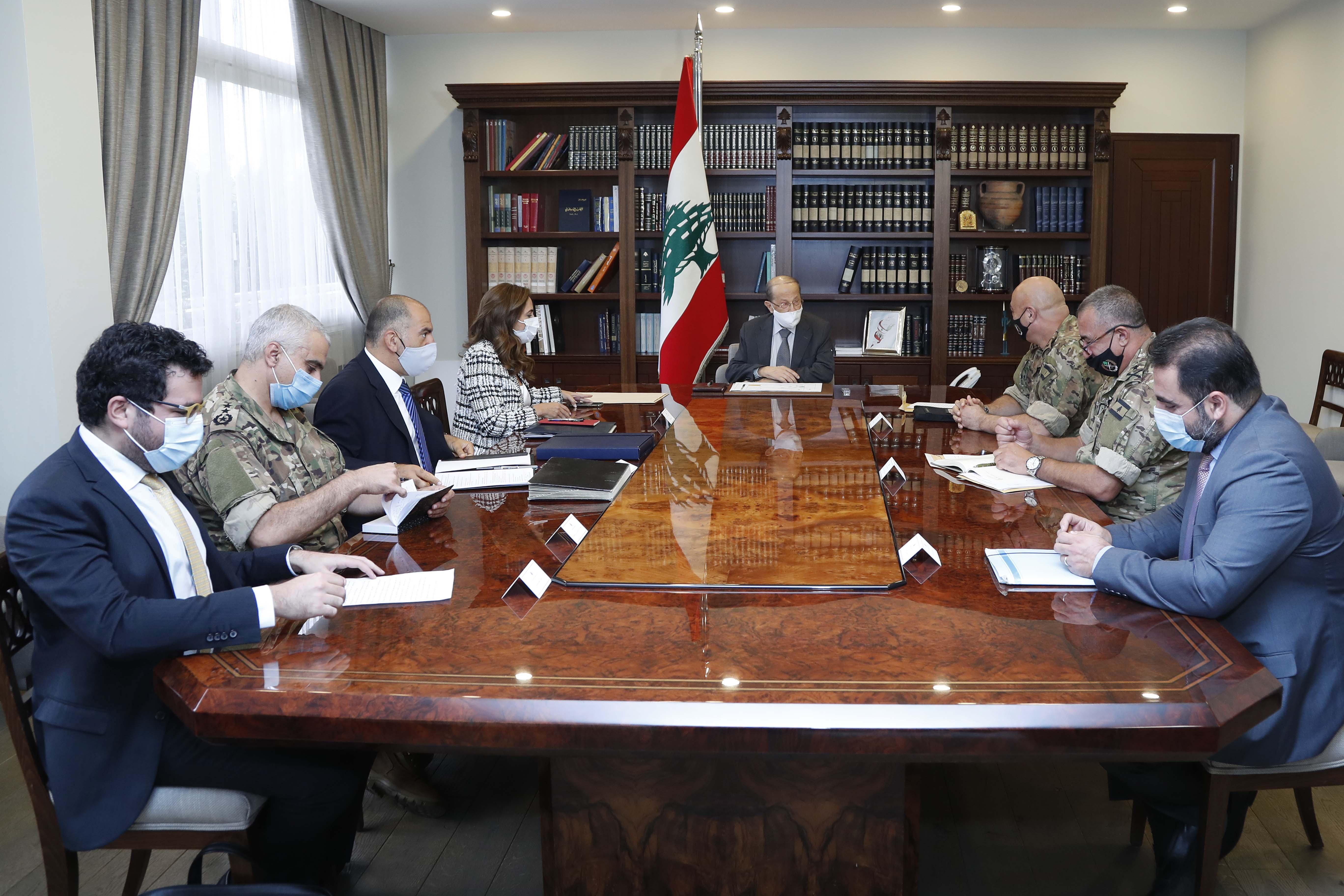 02 -General Joseph Aoun
