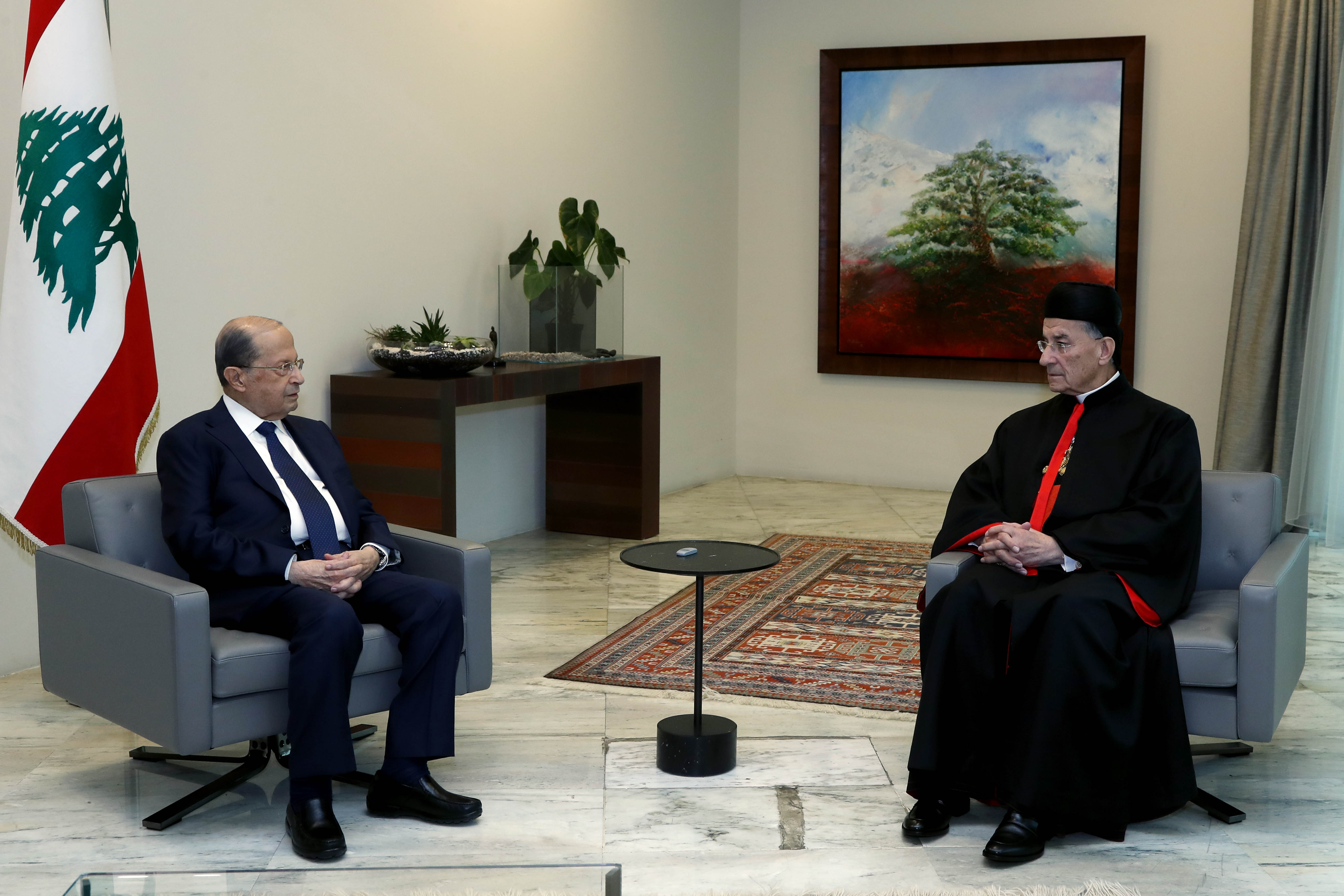 2 - Patriarch Moran Mor Bechara Boutros al-Rahi (1)