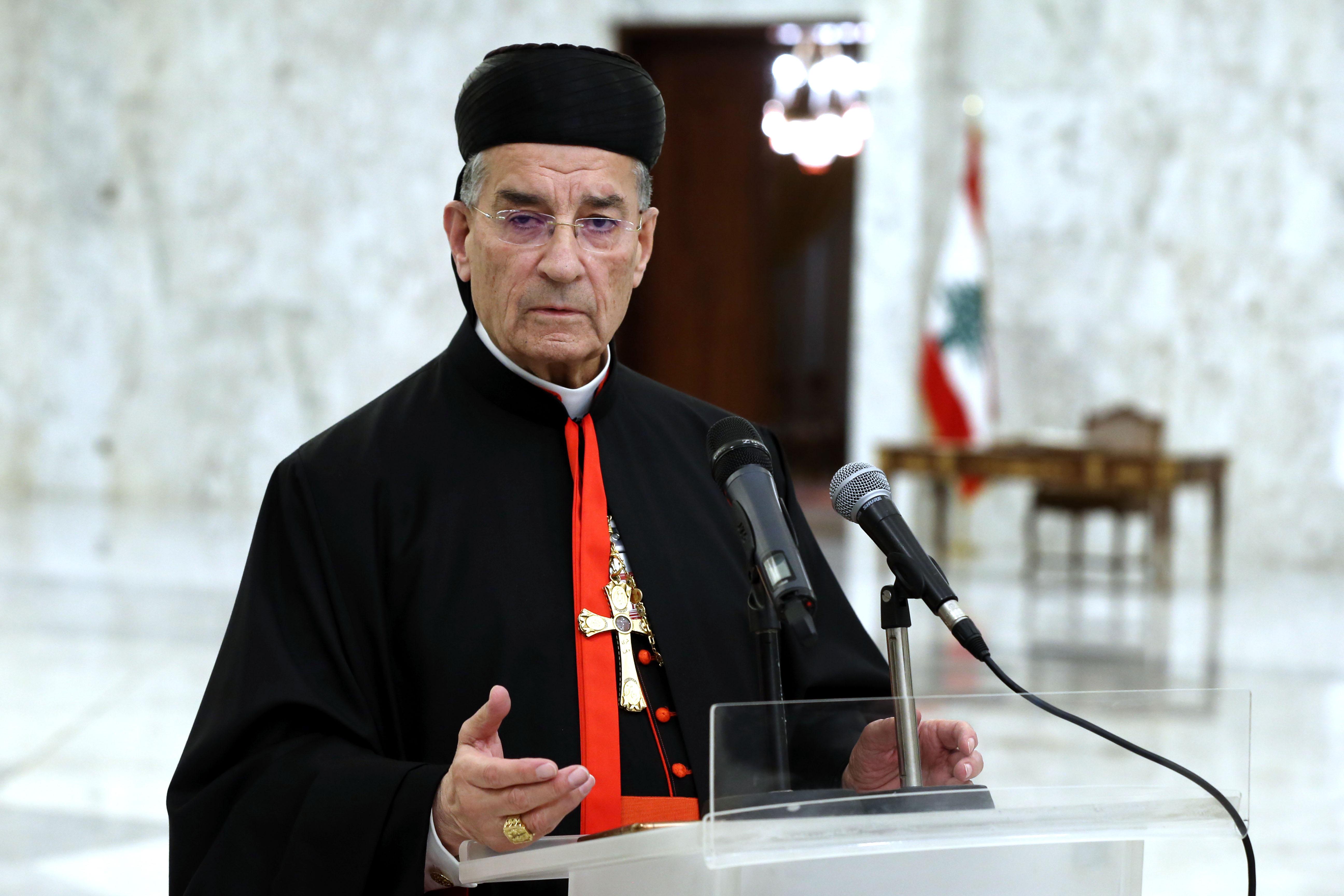 2 - Patriarch Moran Mor Bechara Boutros al-Rahi (4)