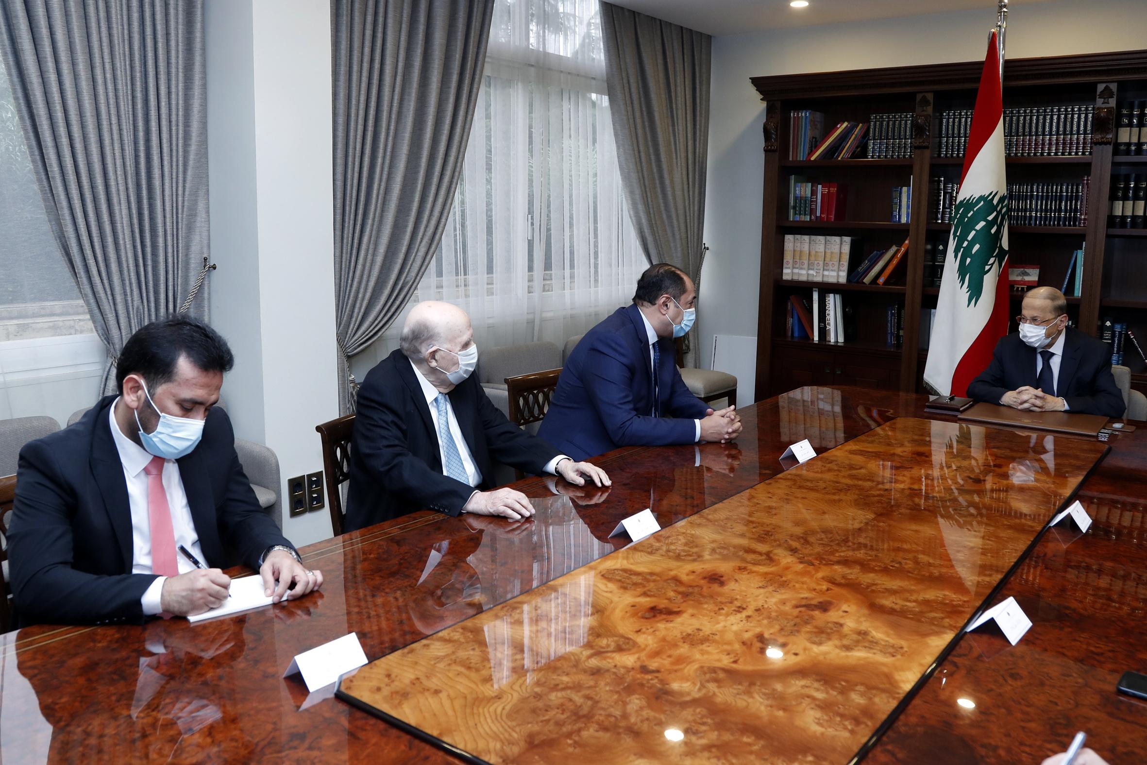 01 - Assistant Secretary-General of the Arab League Ambassador Hossam Zaki (2)